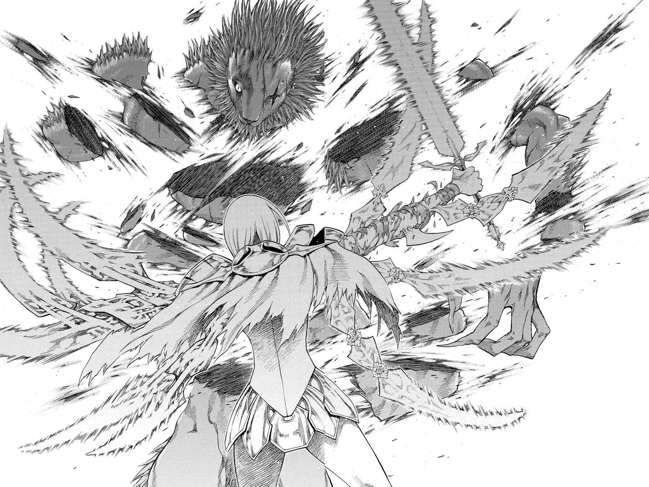 Claymore Chapter 59 Page 28