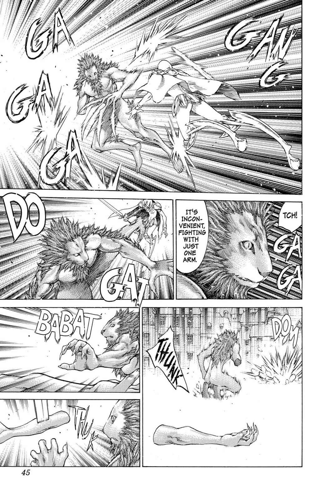 Claymore Chapter 59 Page 6