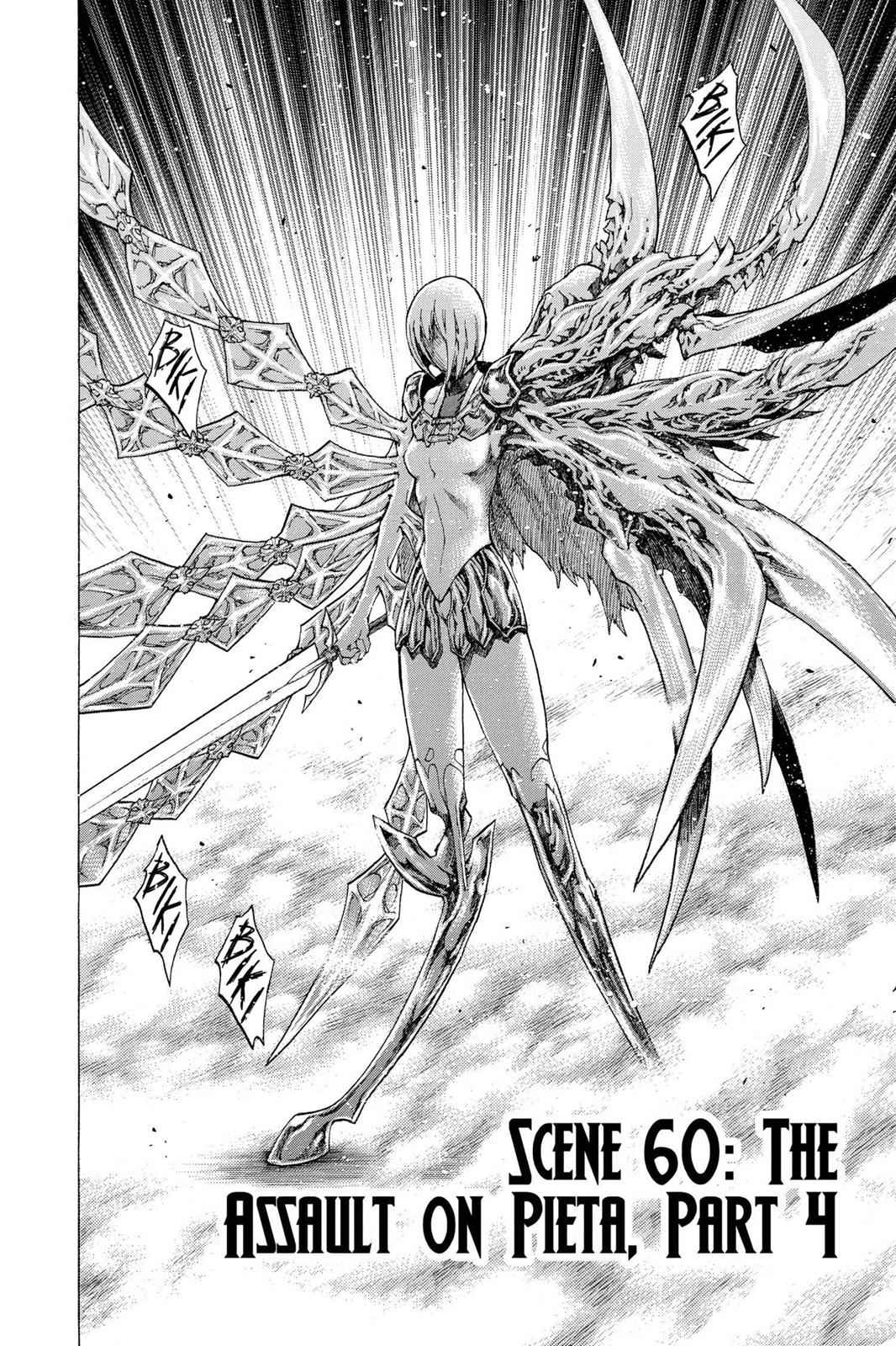 Claymore Chapter 60 Page 2