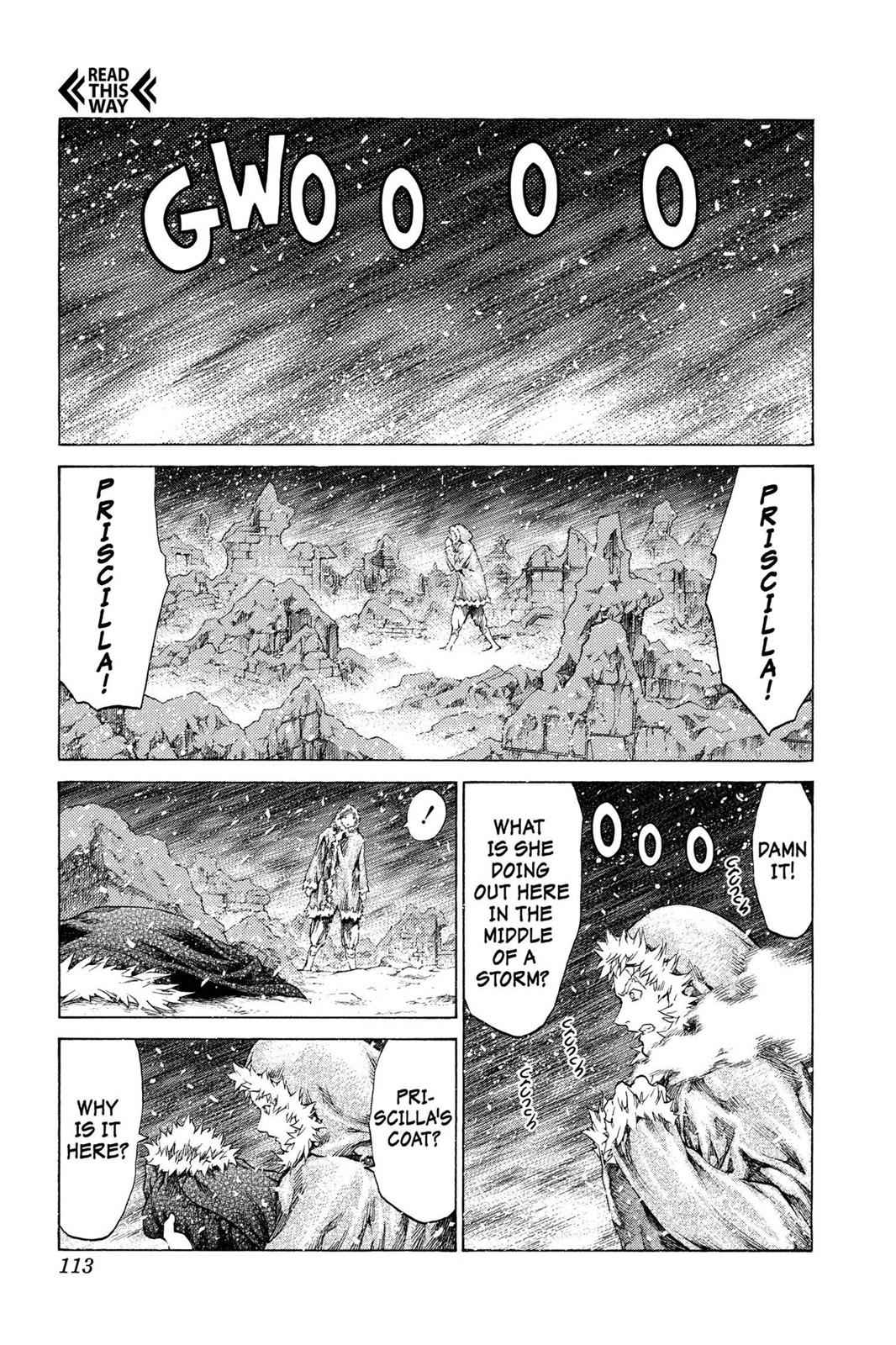 Claymore Chapter 61 Page 19