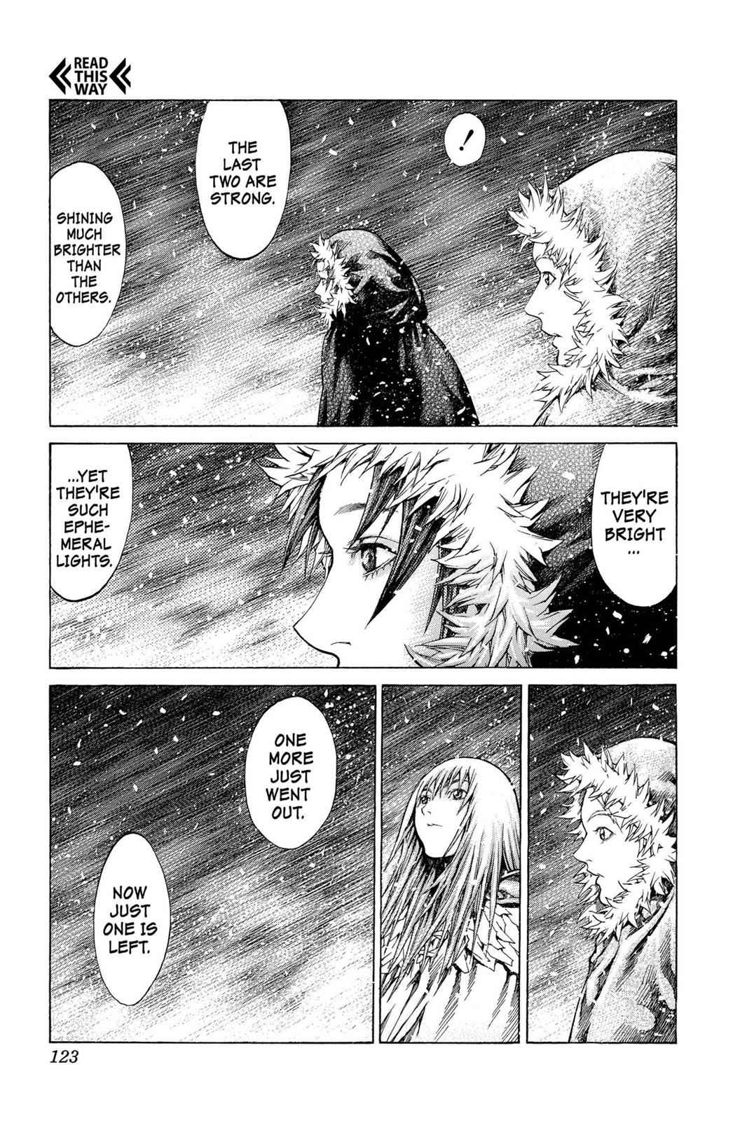Claymore Chapter 61 Page 29