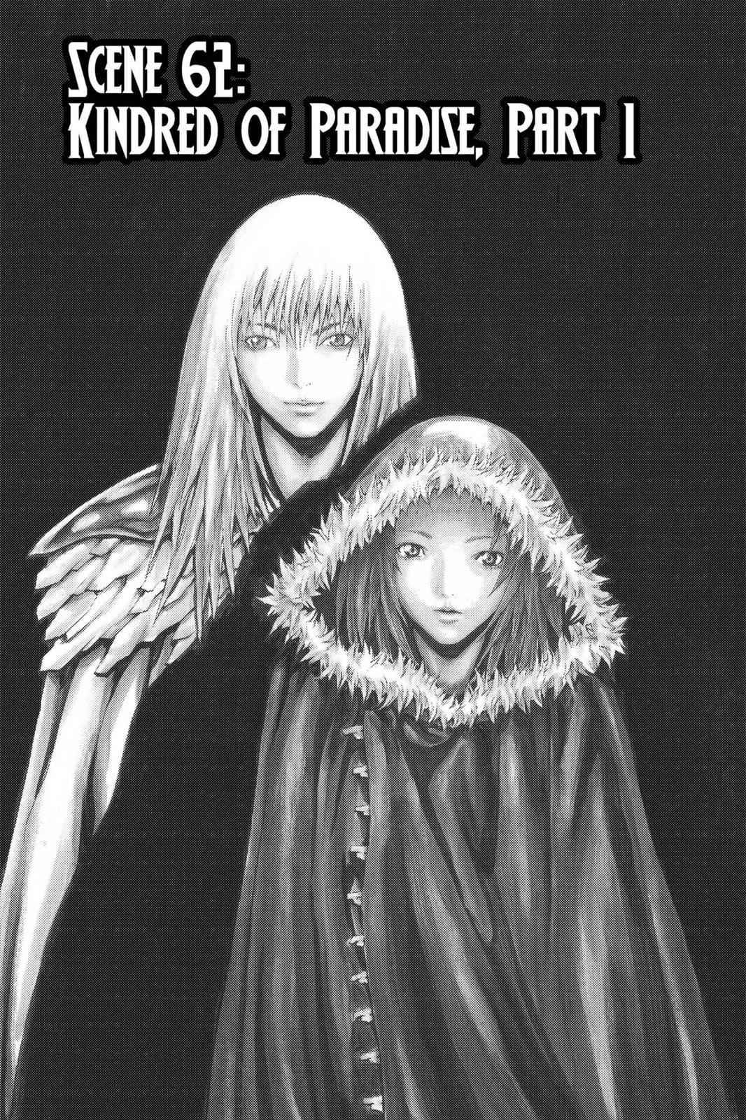 Claymore Chapter 62 Page 1