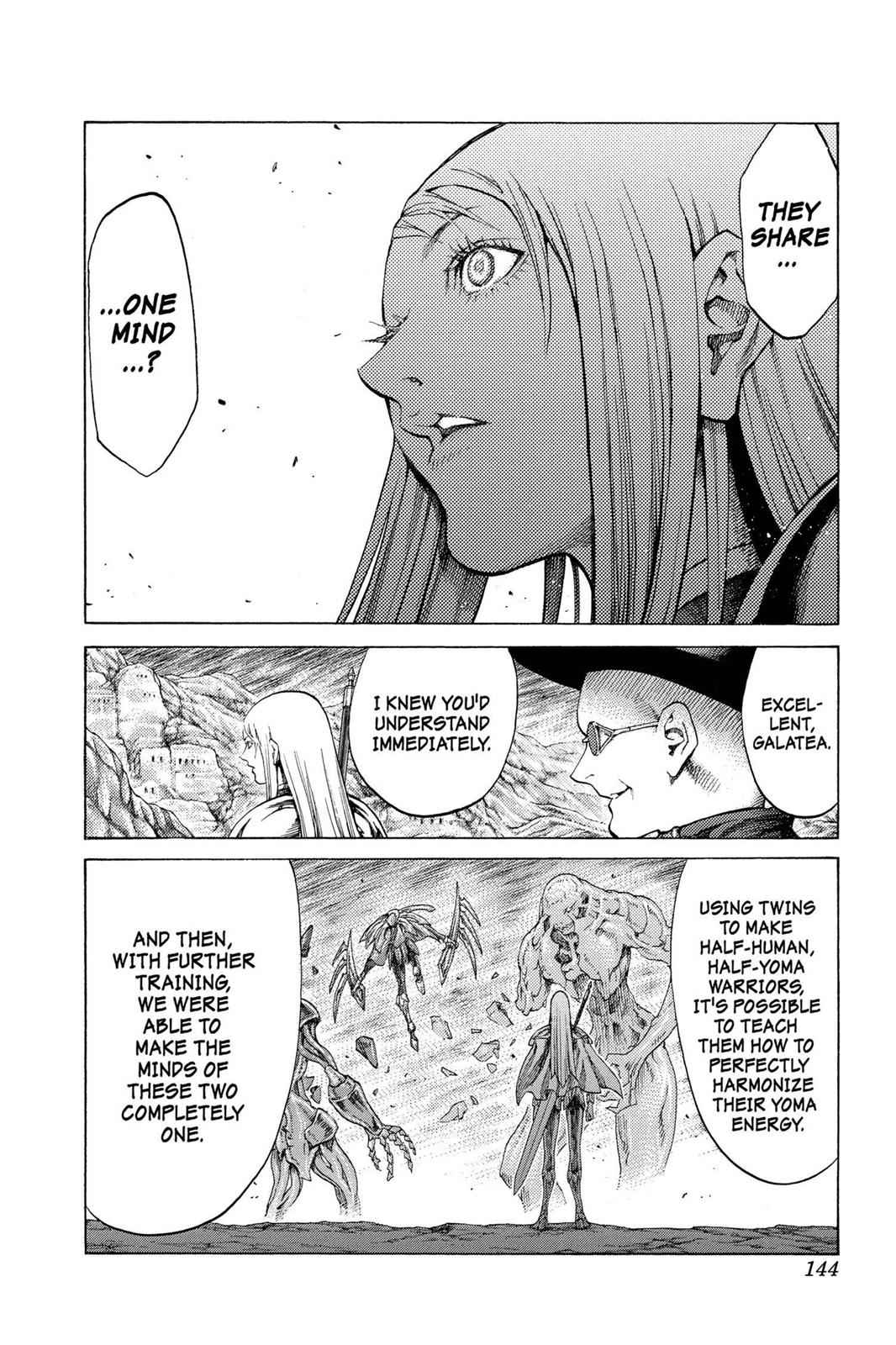 Claymore Chapter 62 Page 16