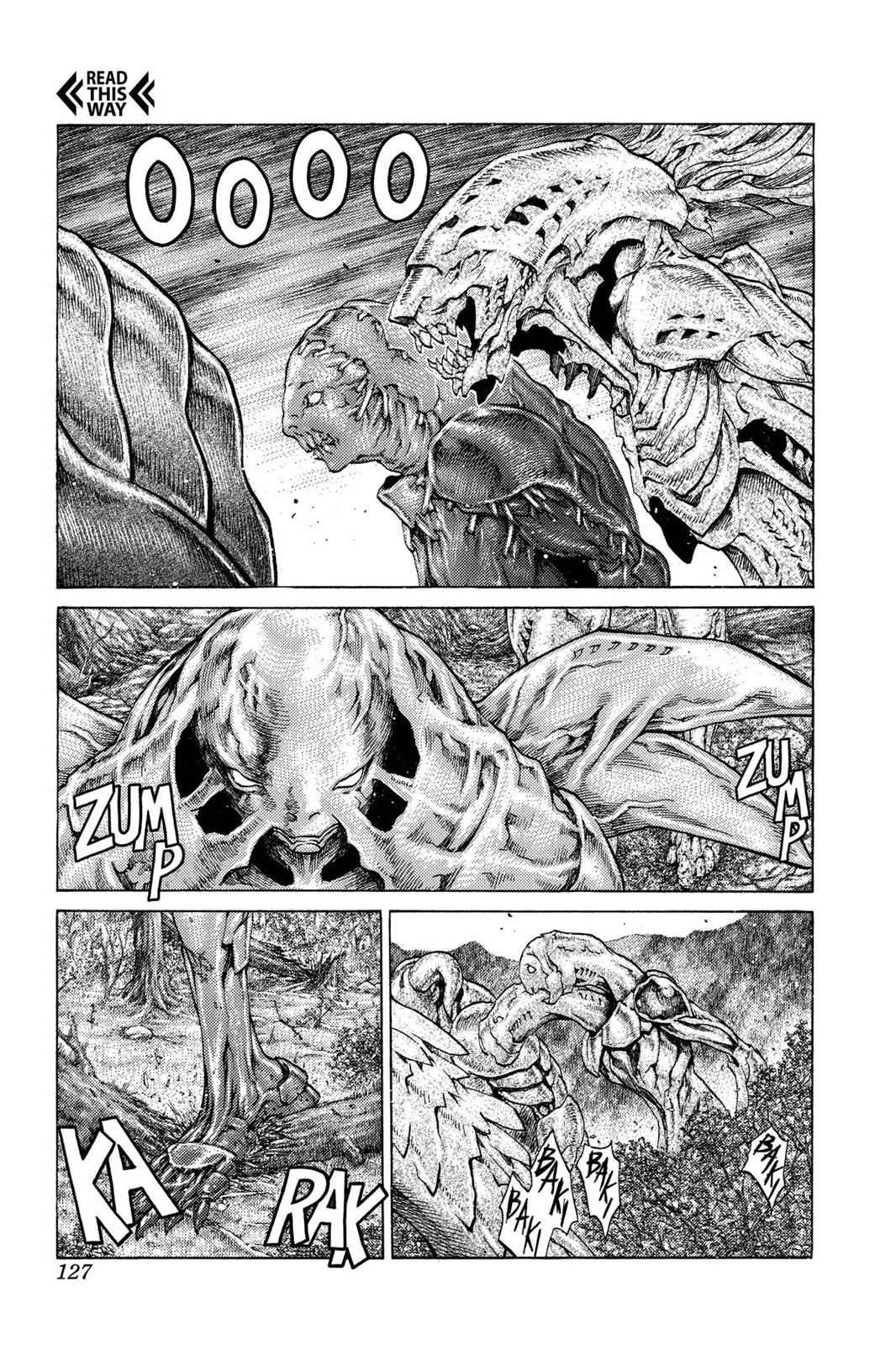 Claymore Chapter 62 Page 2
