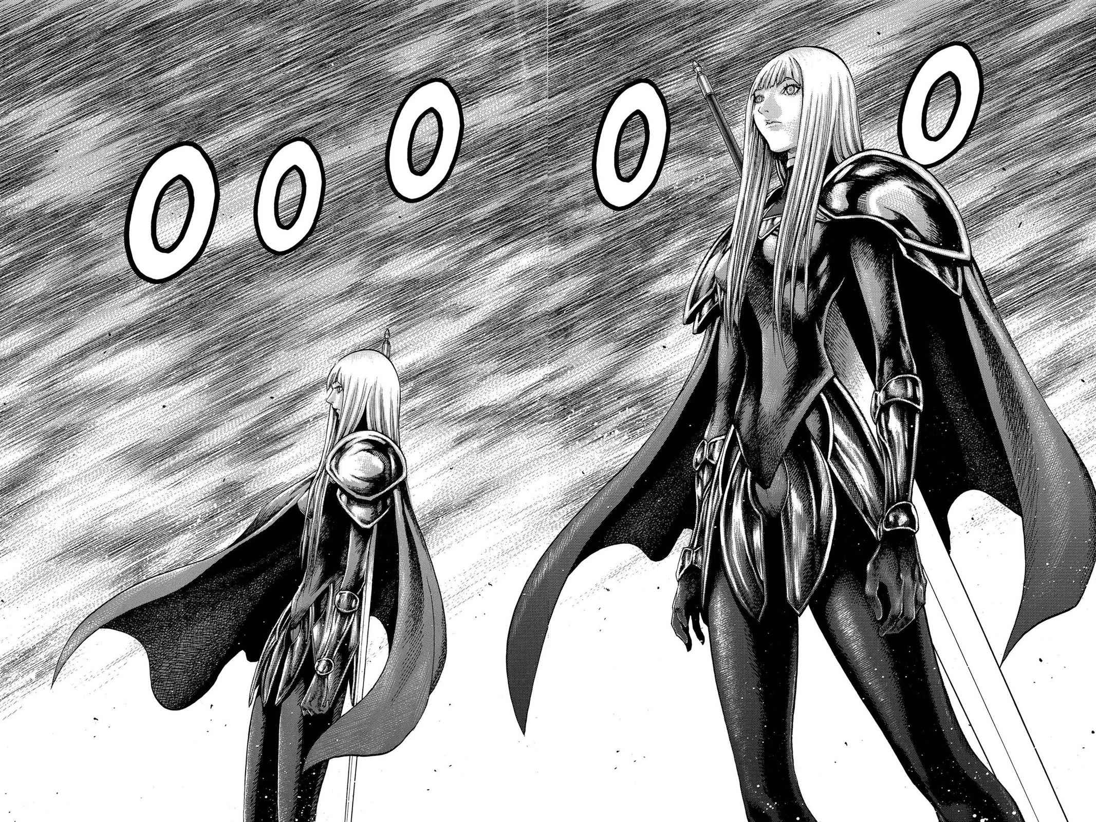 Claymore Chapter 62 Page 5
