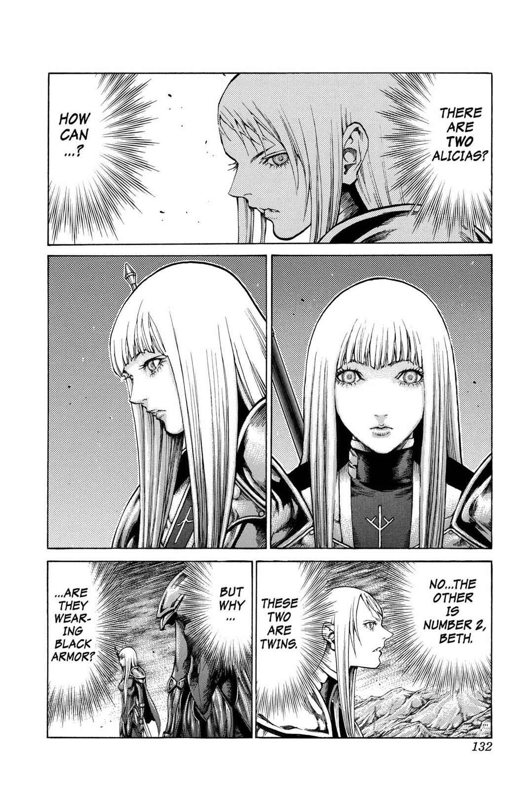 Claymore Chapter 62 Page 6