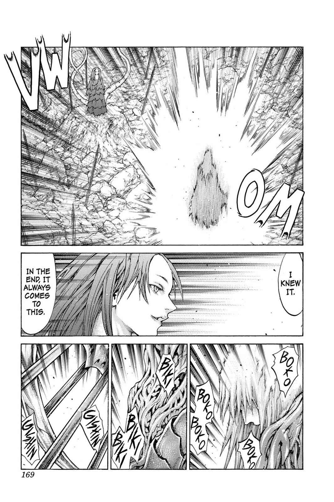 Claymore Chapter 63 Page 10