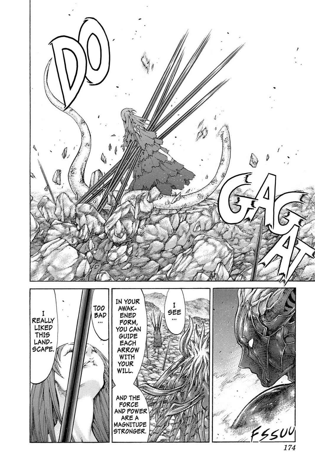 Claymore Chapter 63 Page 14