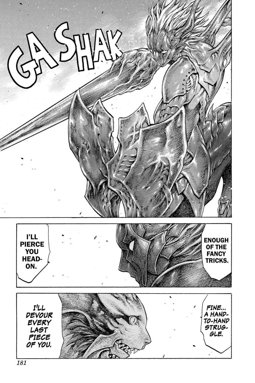 Claymore Chapter 63 Page 20