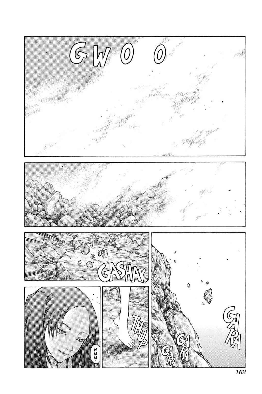 Claymore Chapter 63 Page 3