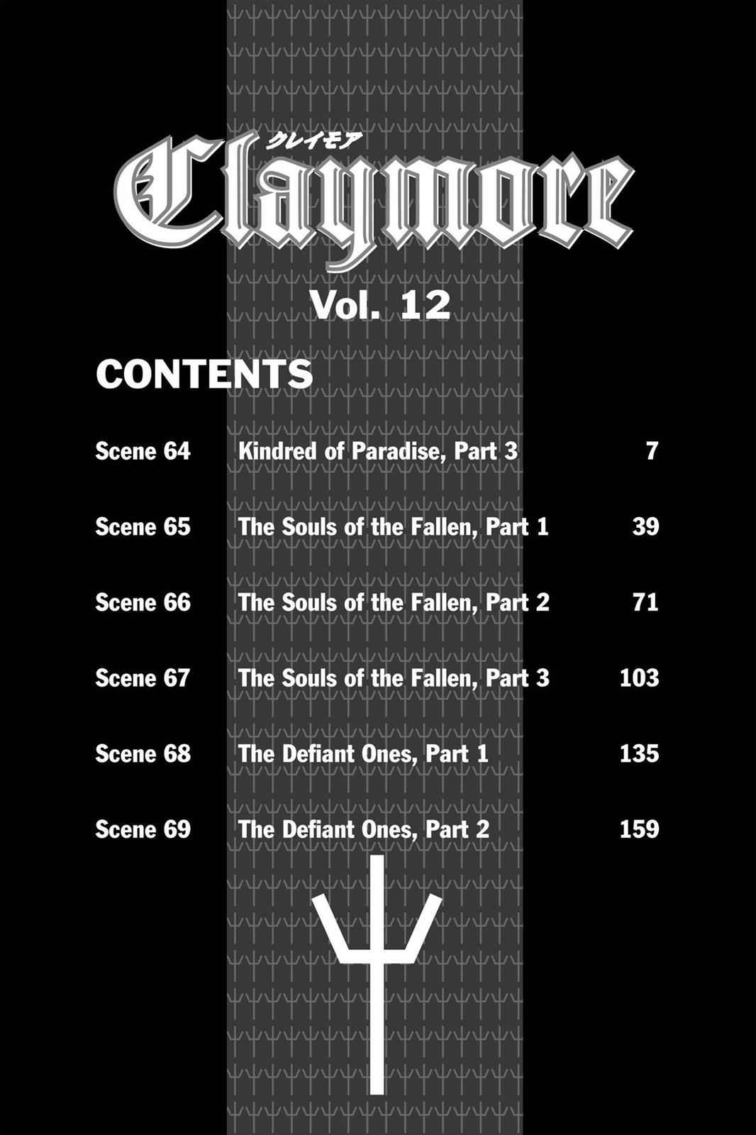 Claymore Chapter 64 Page 6