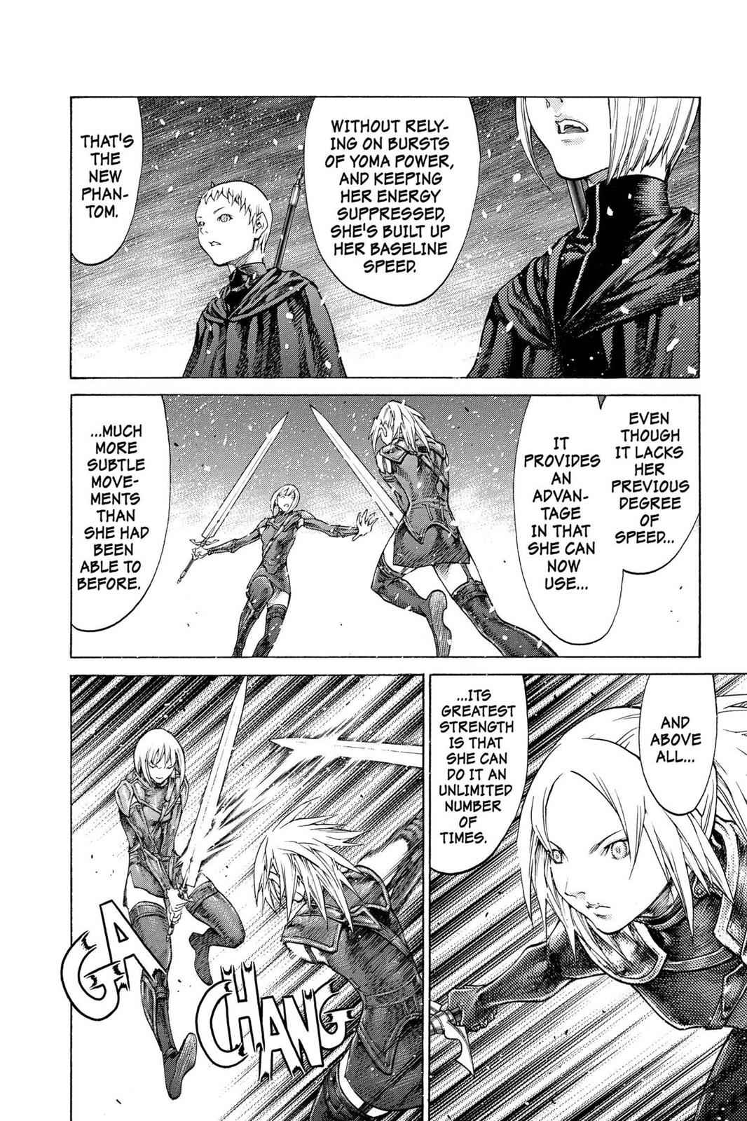 Claymore Chapter 67 Page 14