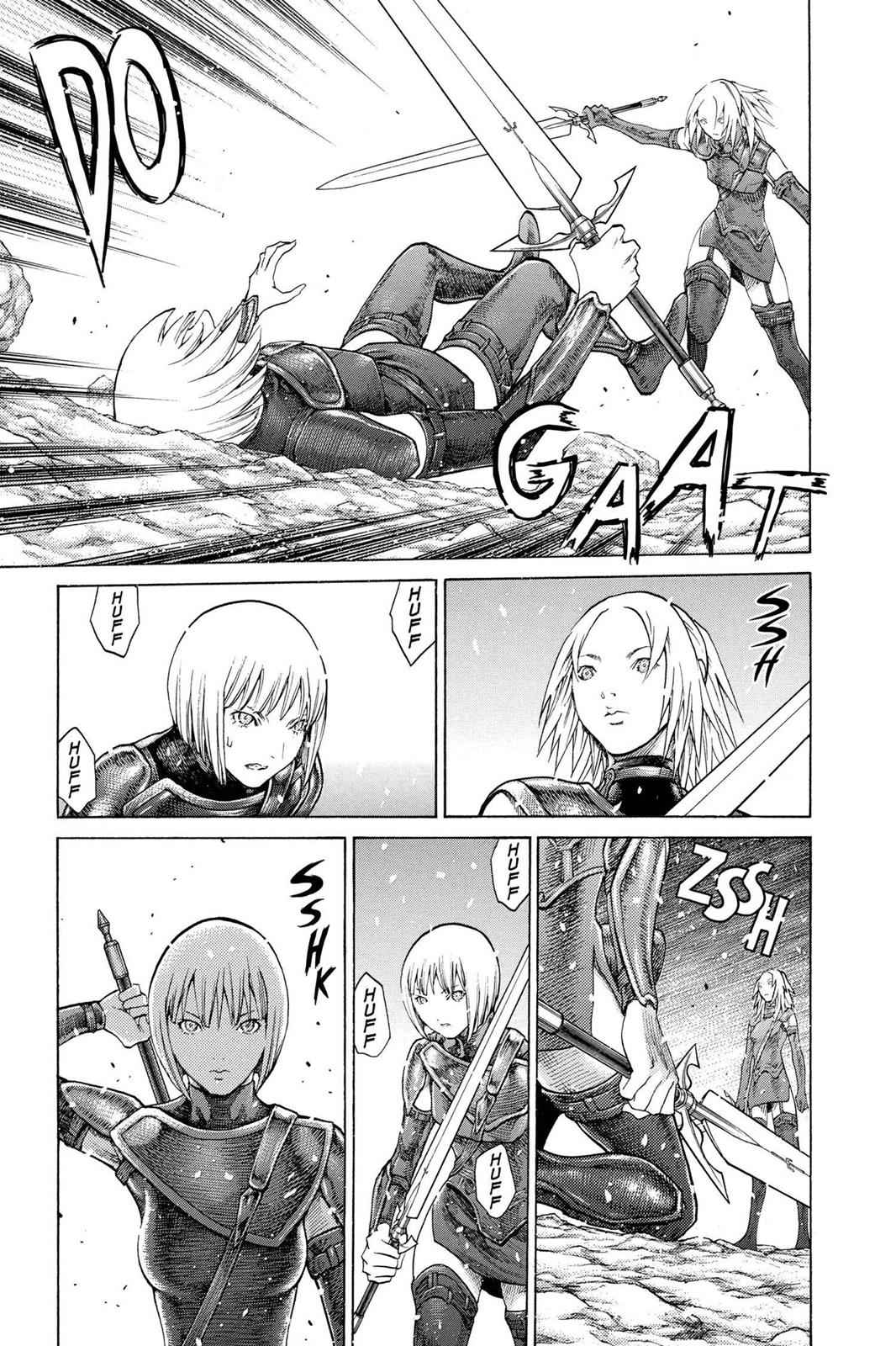Claymore Chapter 67 Page 15