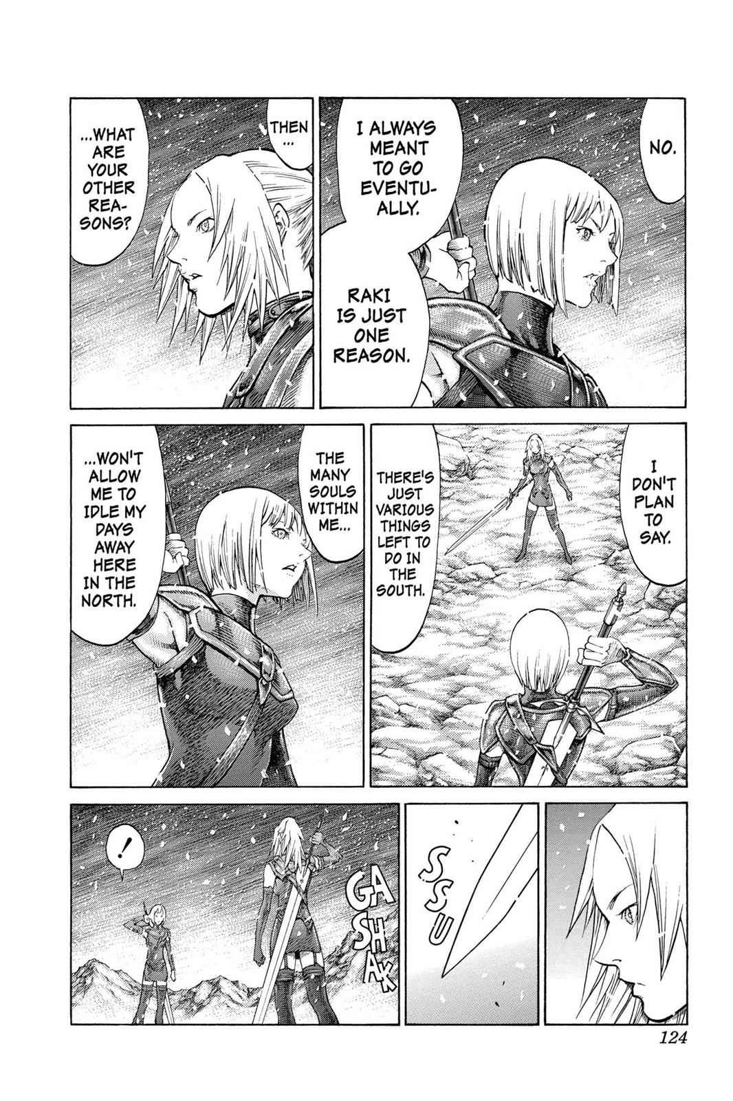 Claymore Chapter 67 Page 20