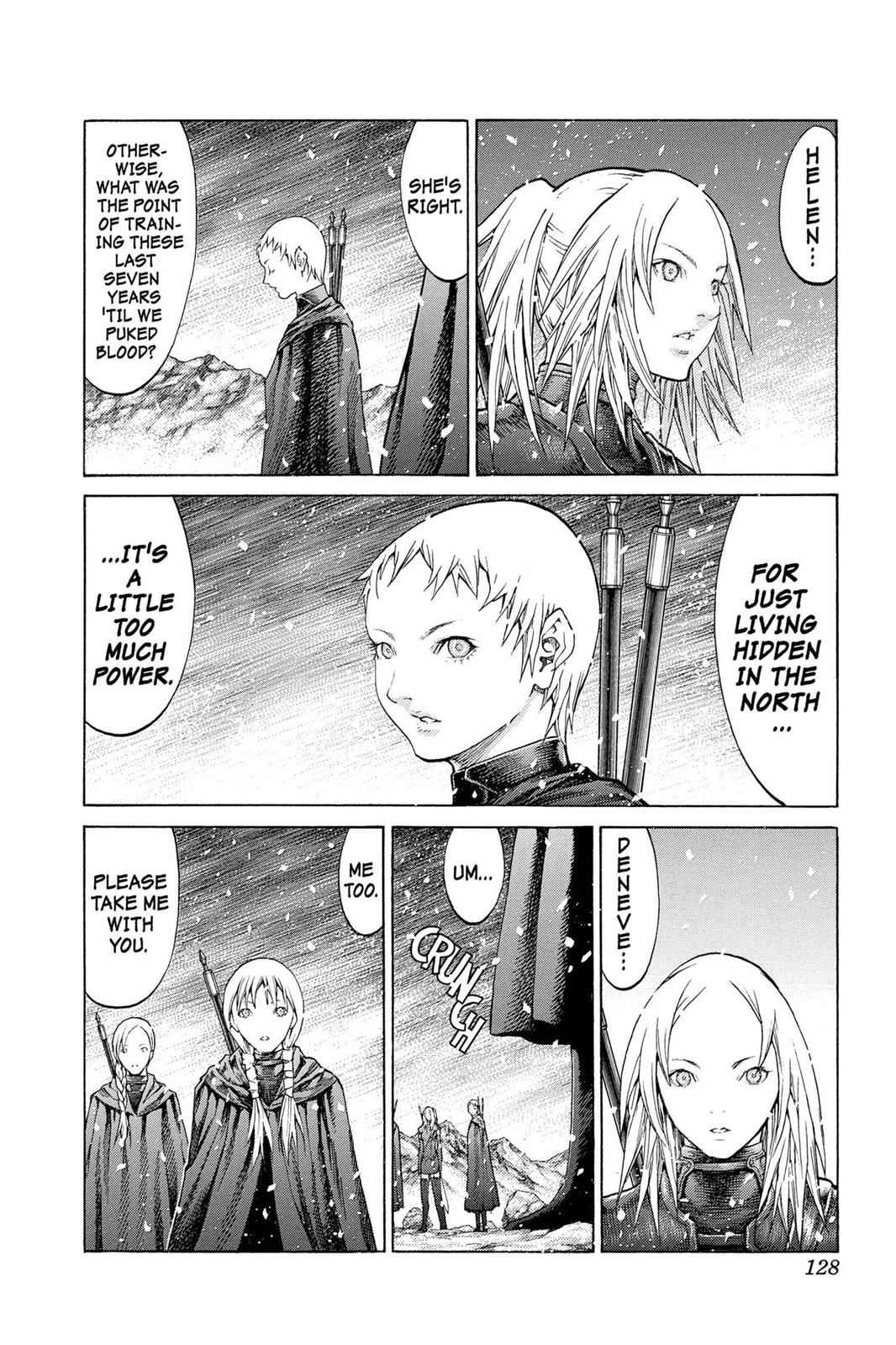 Claymore Chapter 67 Page 24