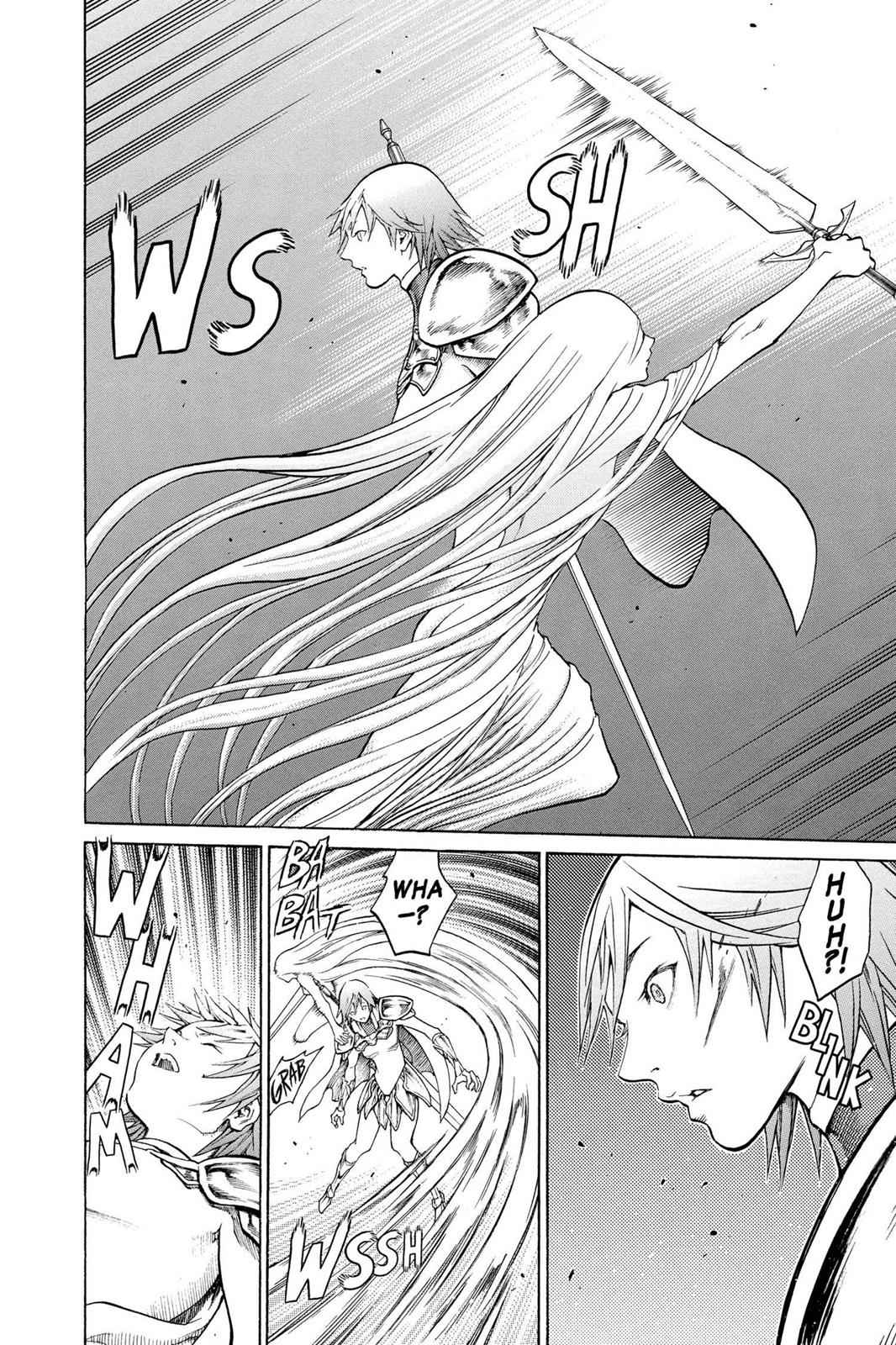 Claymore Chapter 68 Page 11