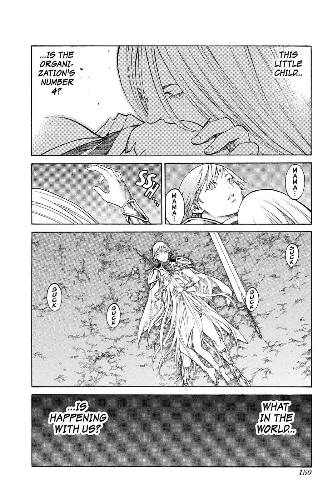 Claymore Chapter 68 Page 15