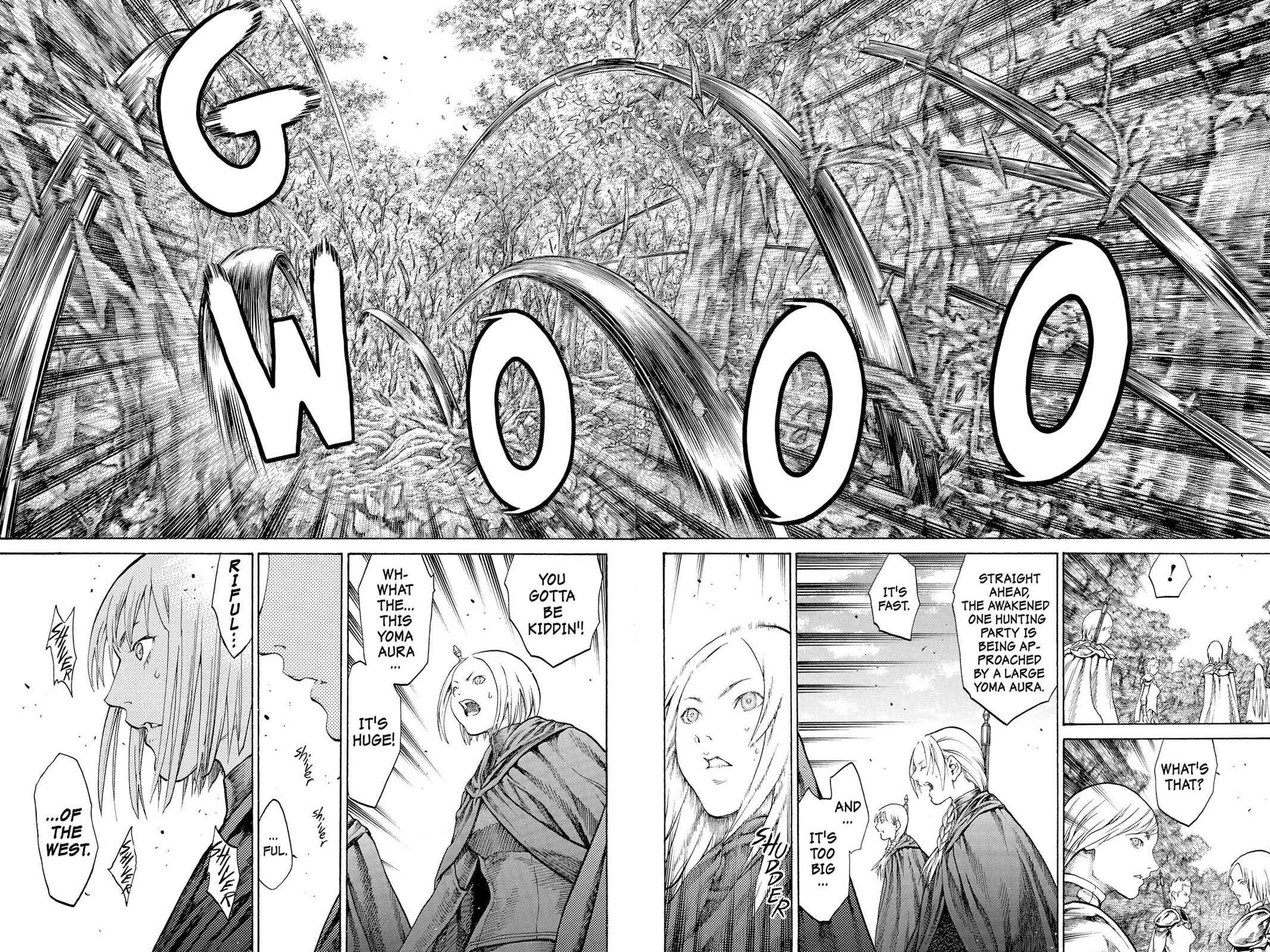 Claymore Chapter 68 Page 19