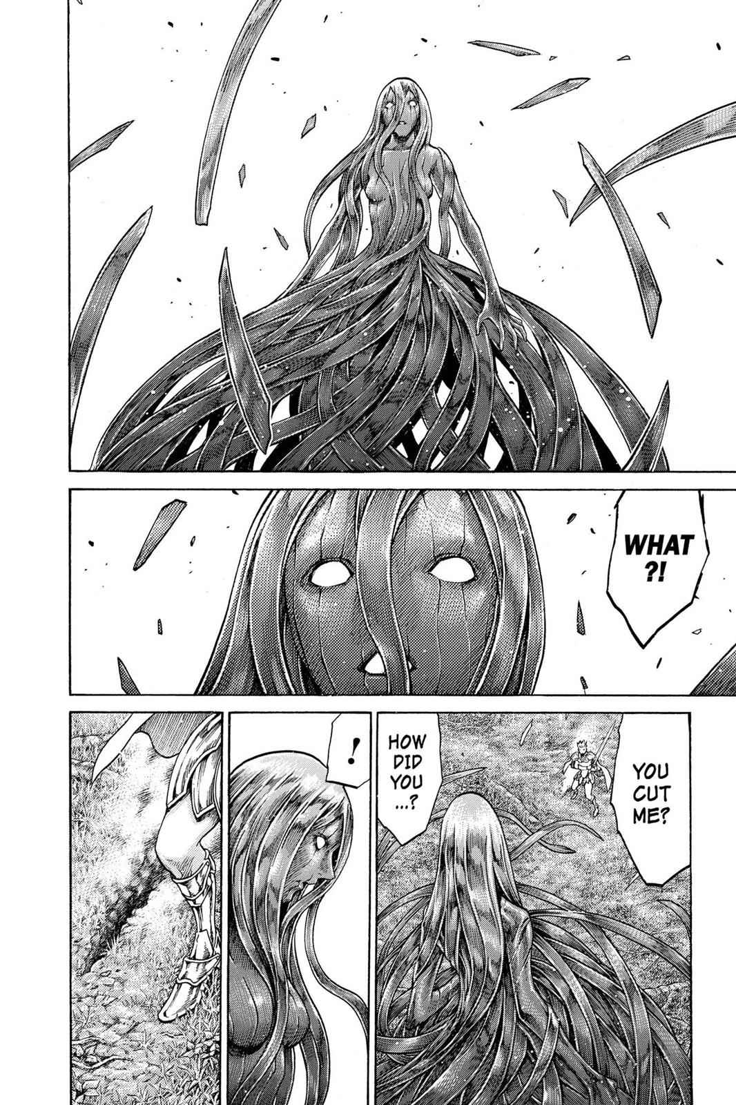 Claymore Chapter 69 Page 12