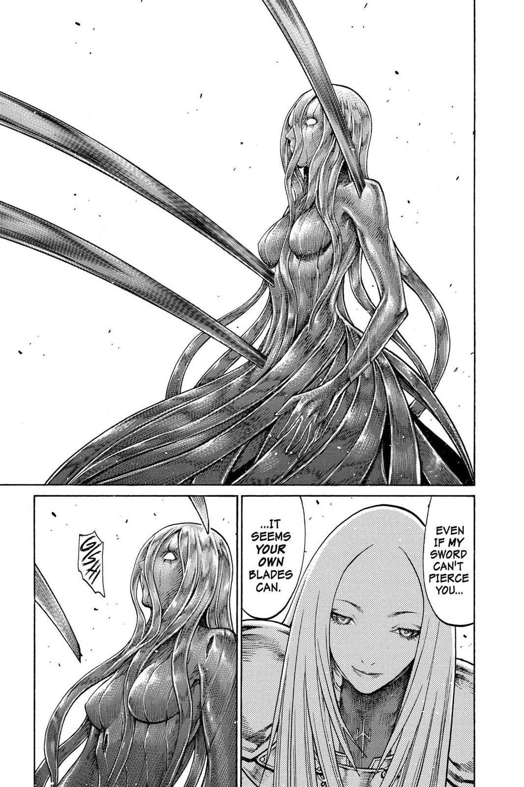Claymore Chapter 69 Page 19