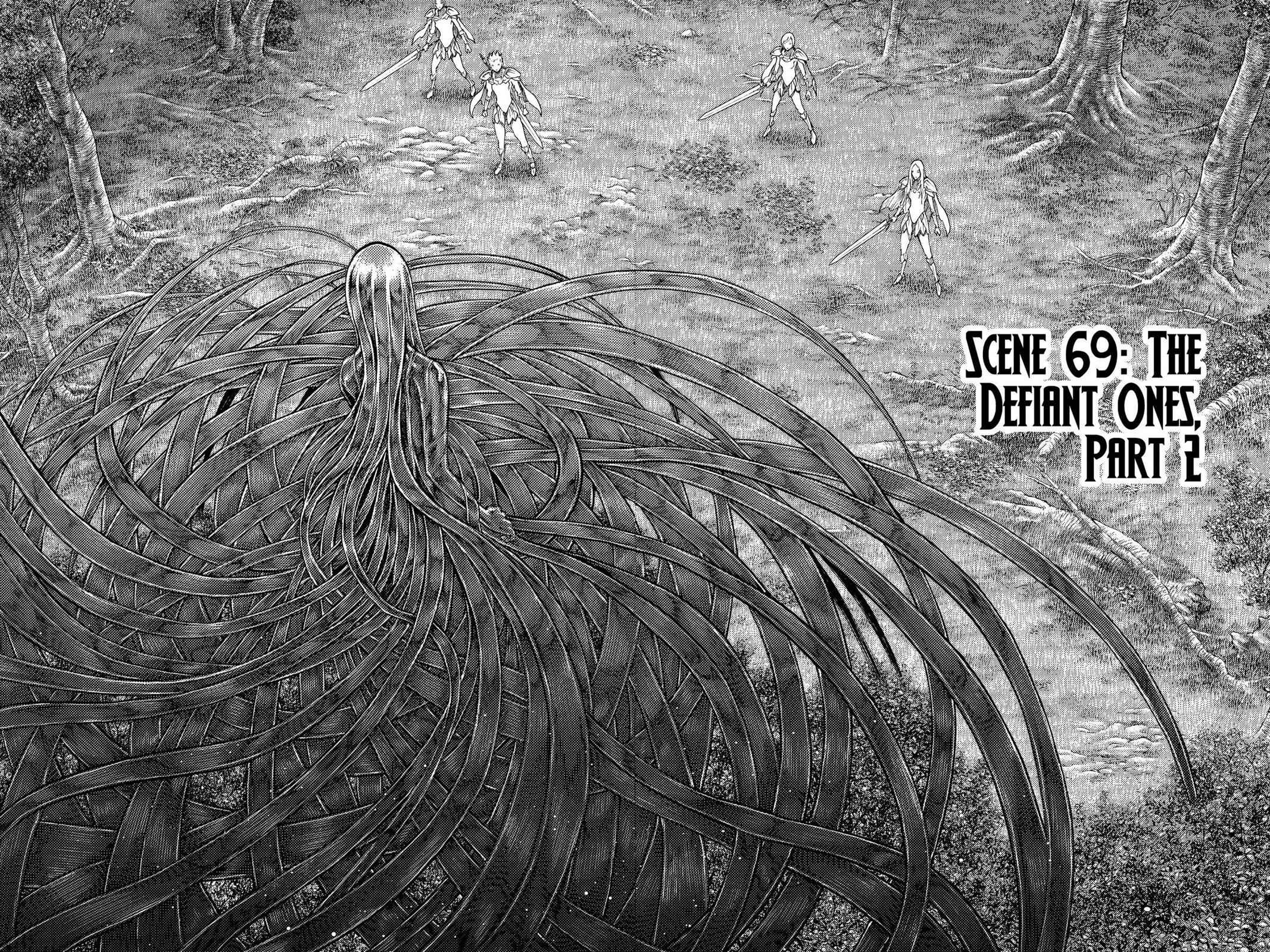 Claymore Chapter 69 Page 2