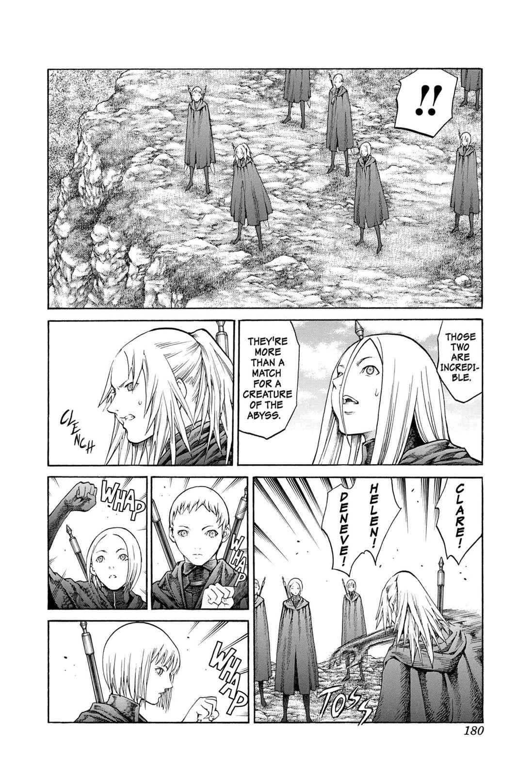 Claymore Chapter 69 Page 20