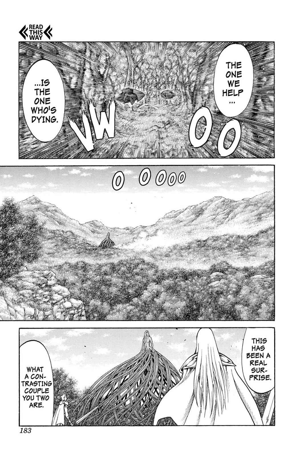Claymore Chapter 69 Page 23