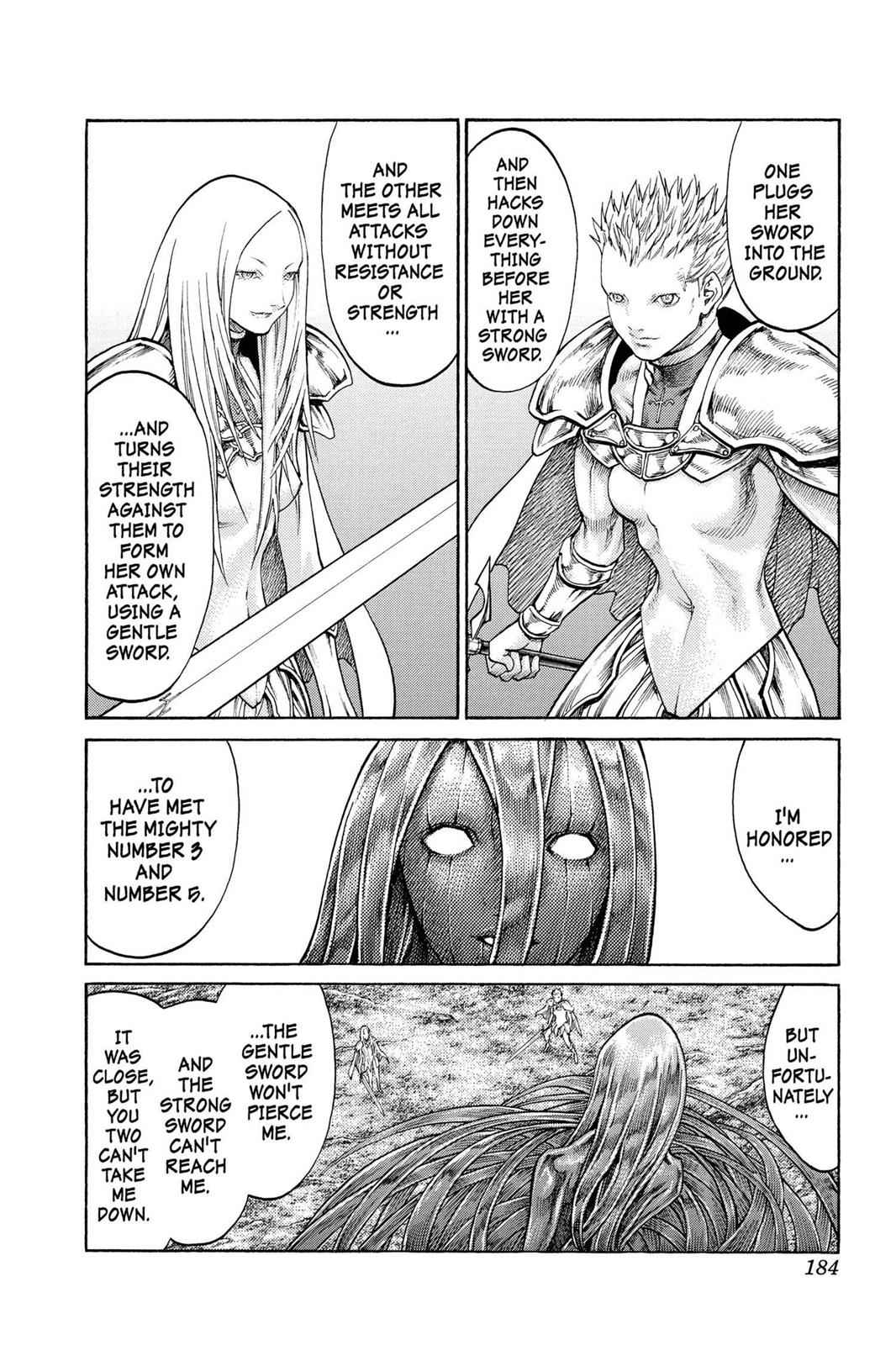 Claymore Chapter 69 Page 24