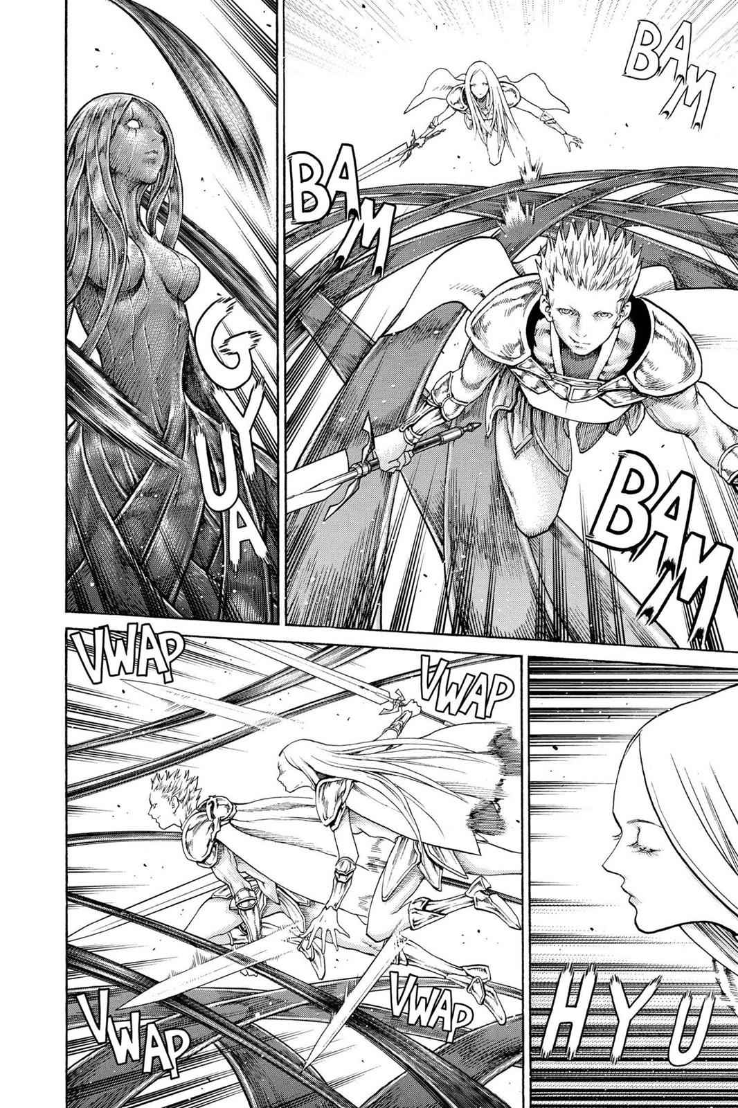 Claymore Chapter 69 Page 26