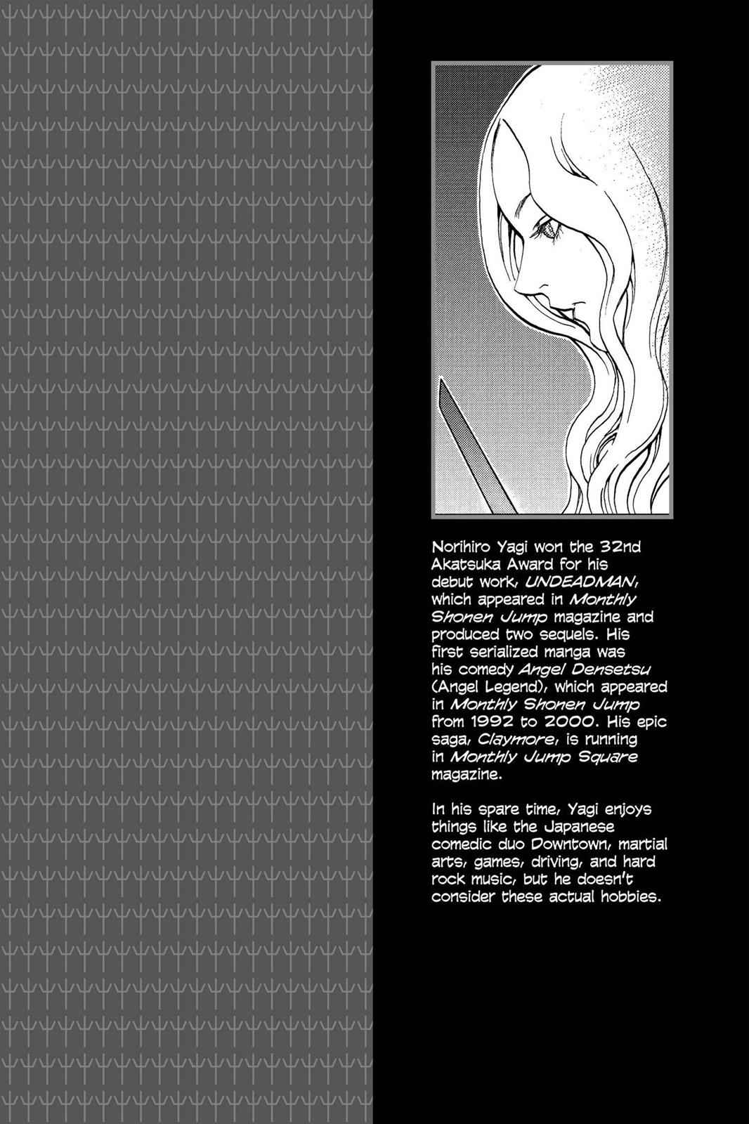 Claymore Chapter 70 Page 2