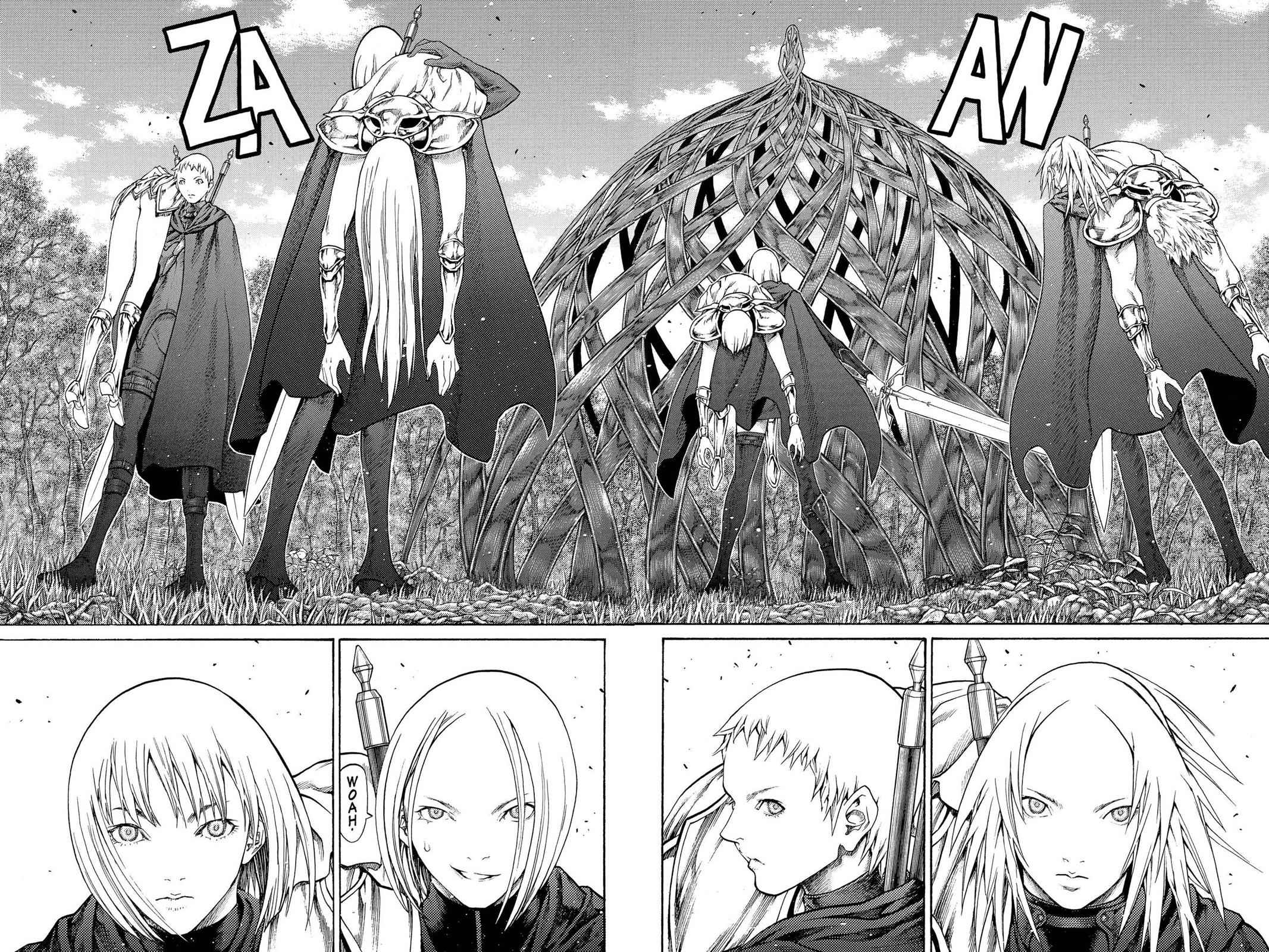 Claymore Chapter 70 Page 32