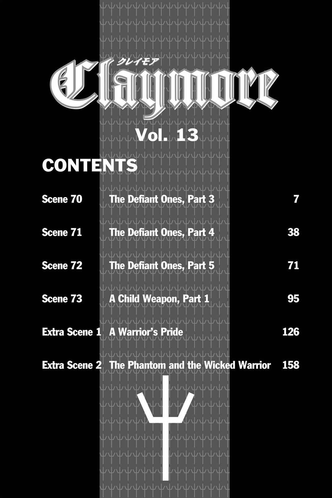 Claymore Chapter 70 Page 6
