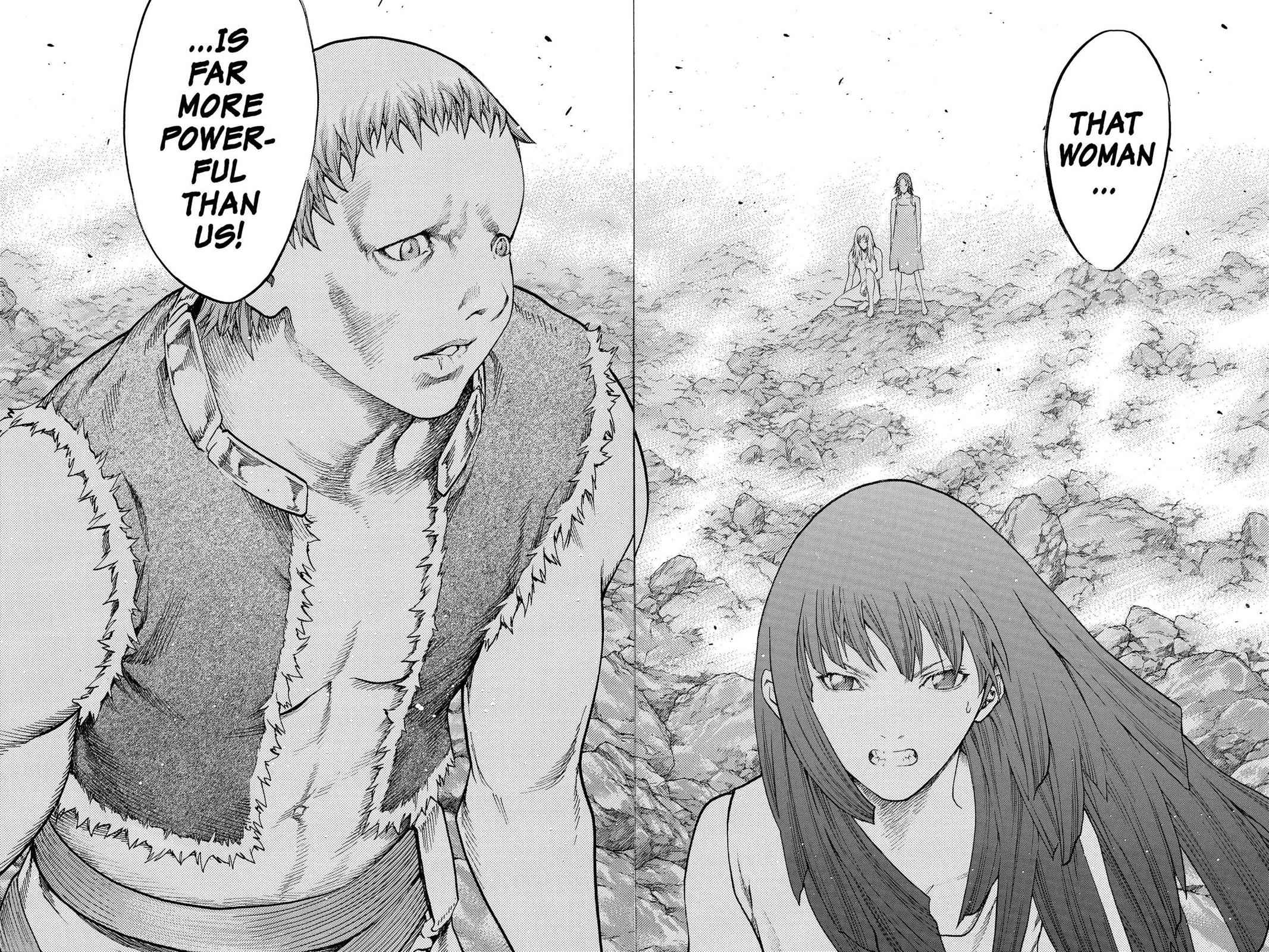 Claymore Chapter 71 Page 18