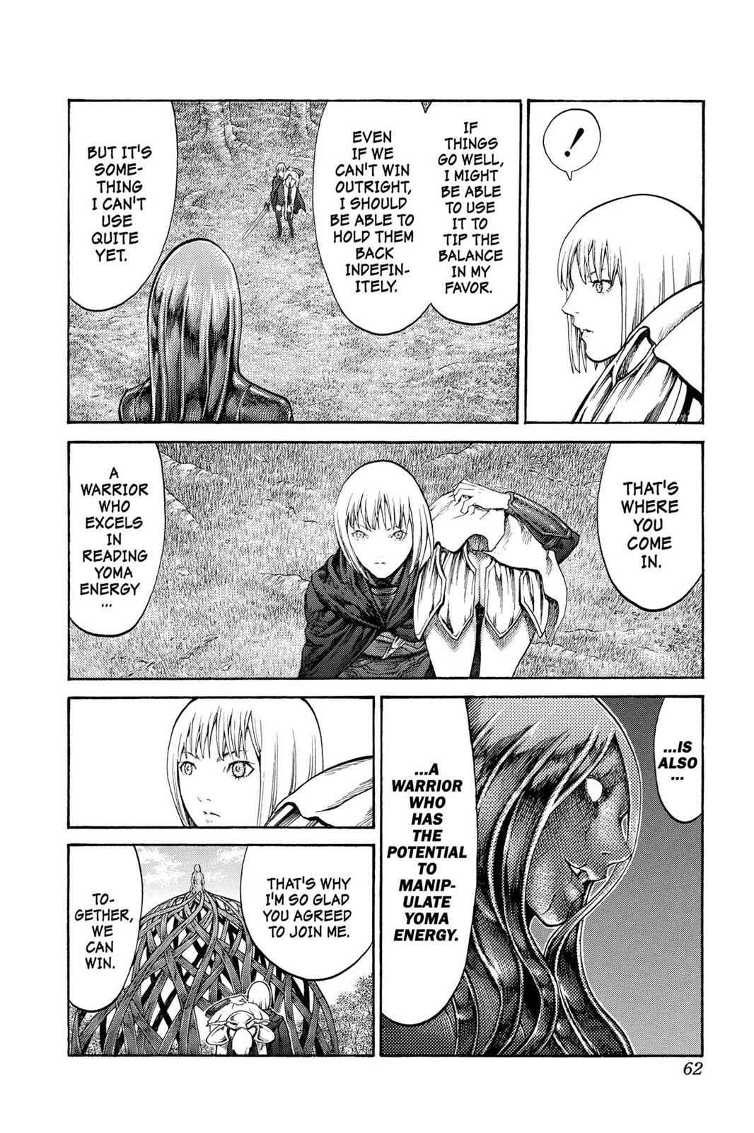 Claymore Chapter 71 Page 23