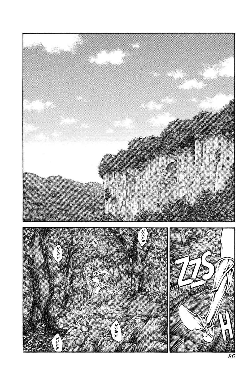 Claymore Chapter 72 Page 15