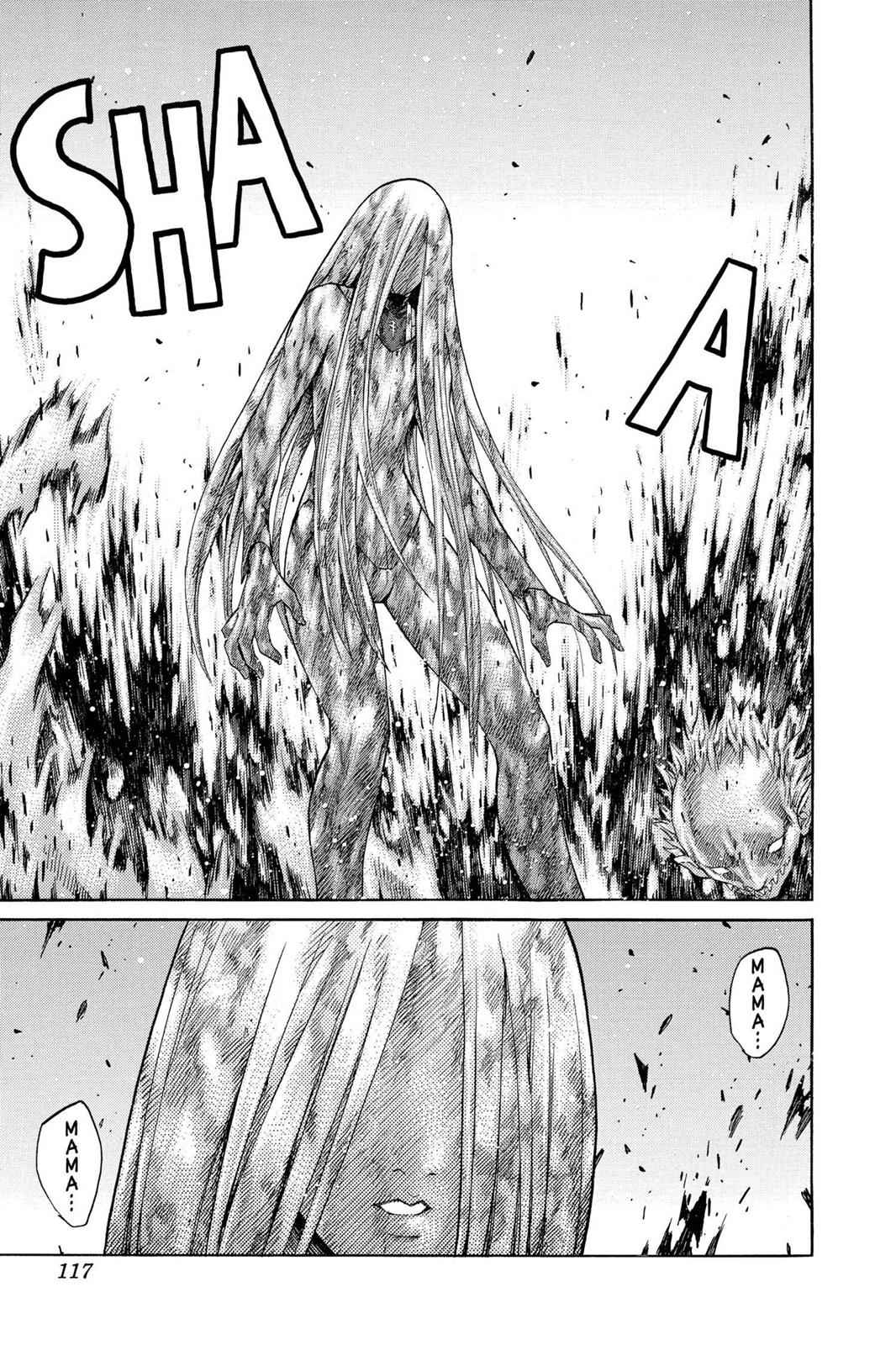 Claymore Chapter 73 Page 23