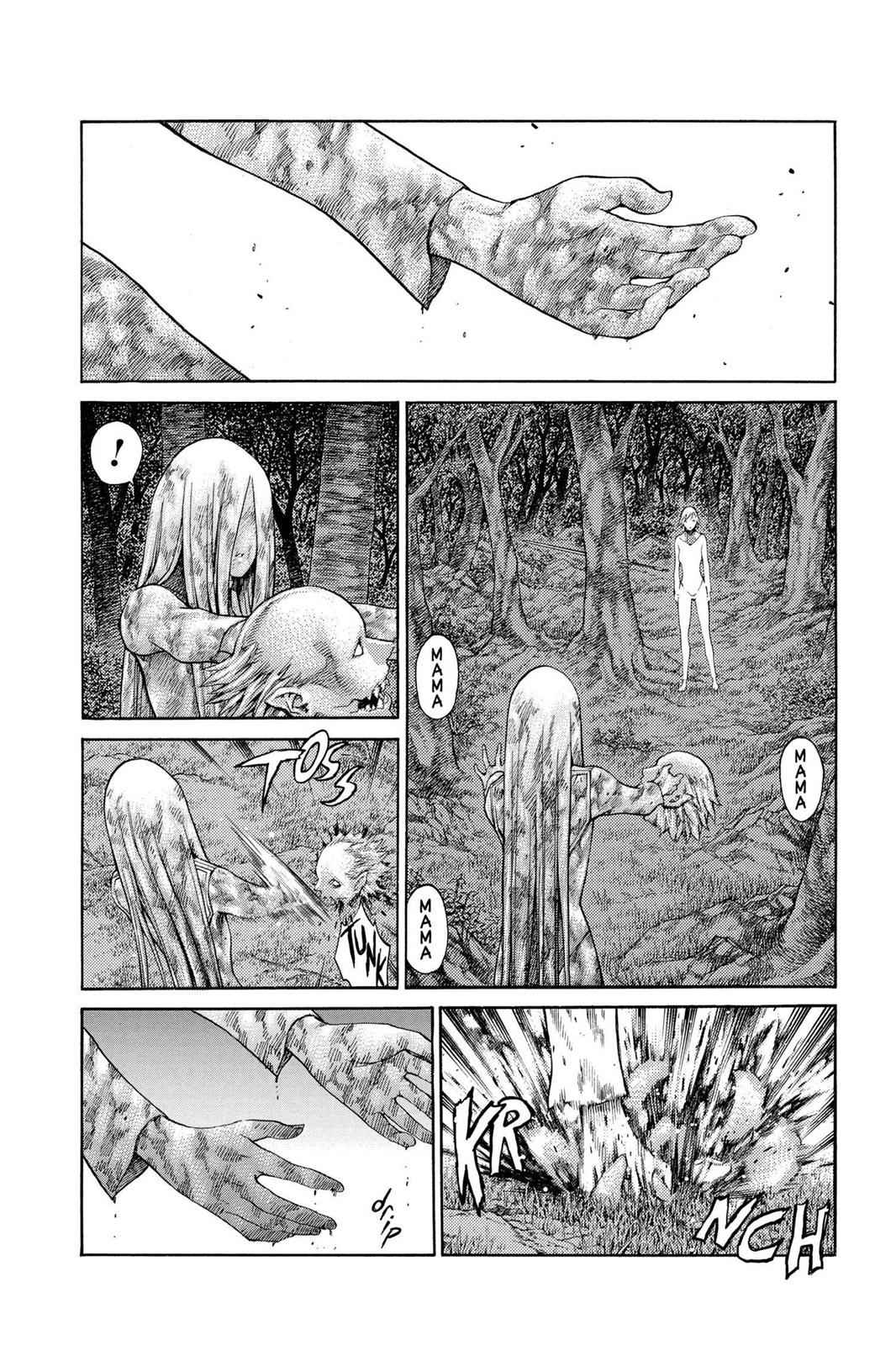 Claymore Chapter 73 Page 26
