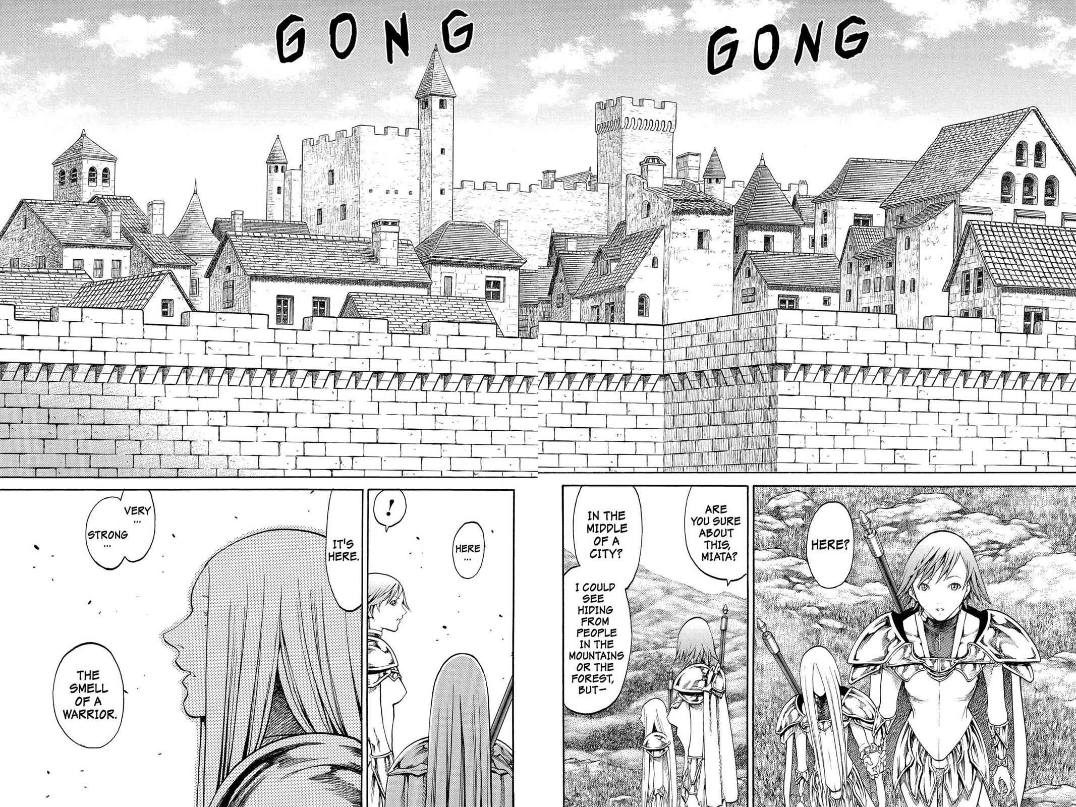 Claymore Chapter 73 Page 30