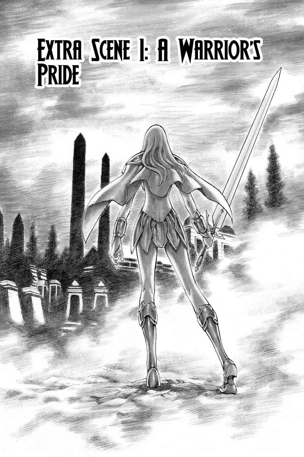 Claymore Chapter 73.5 Page 1