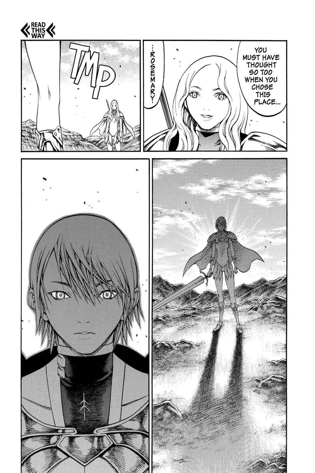 Claymore Chapter 73.5 Page 10