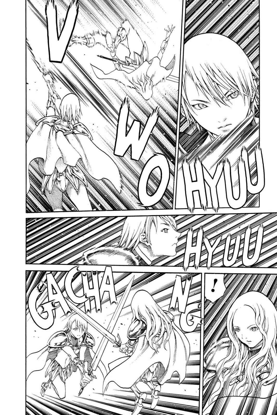 Claymore Chapter 73.5 Page 13