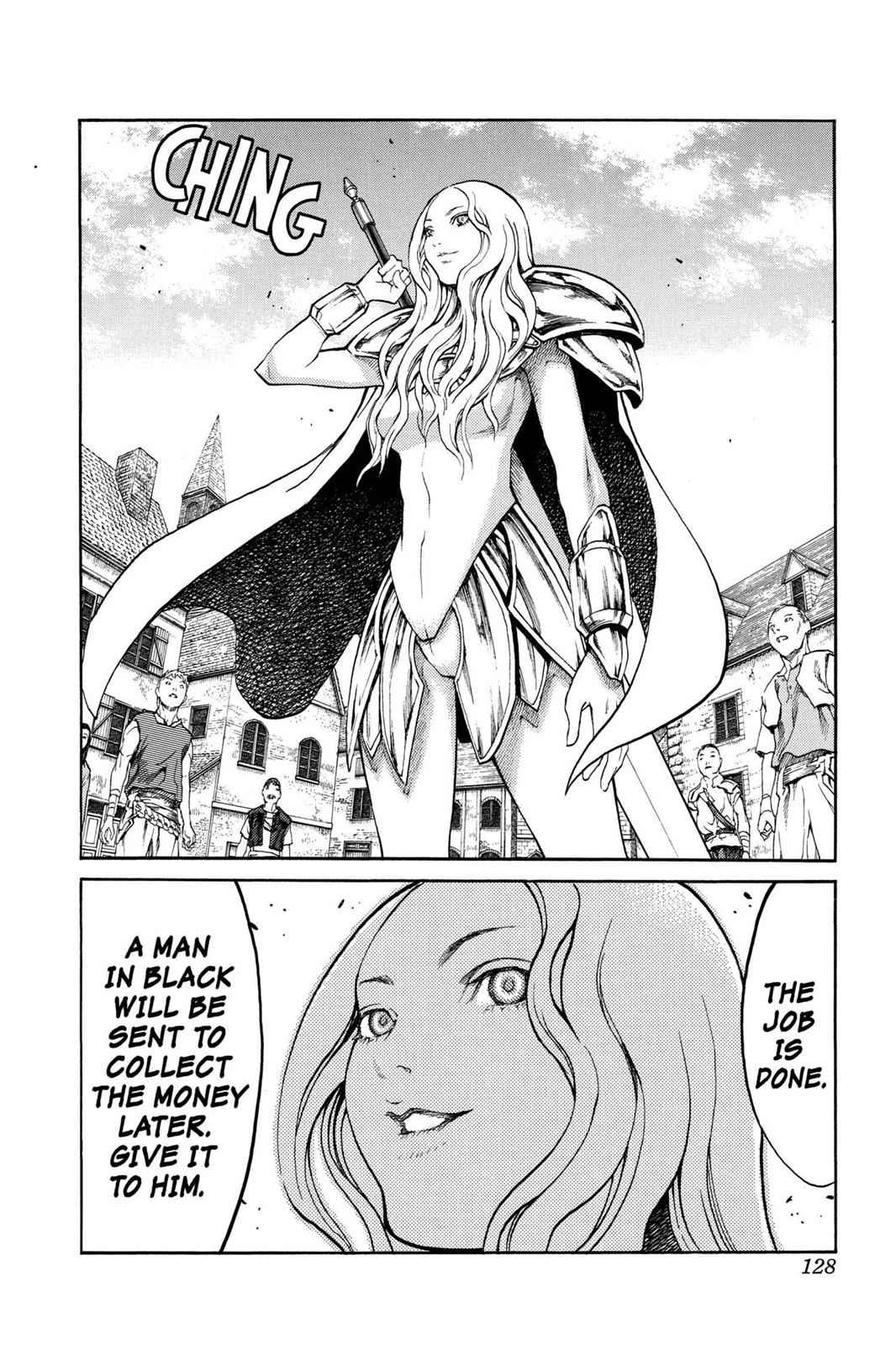 Claymore Chapter 73.5 Page 3