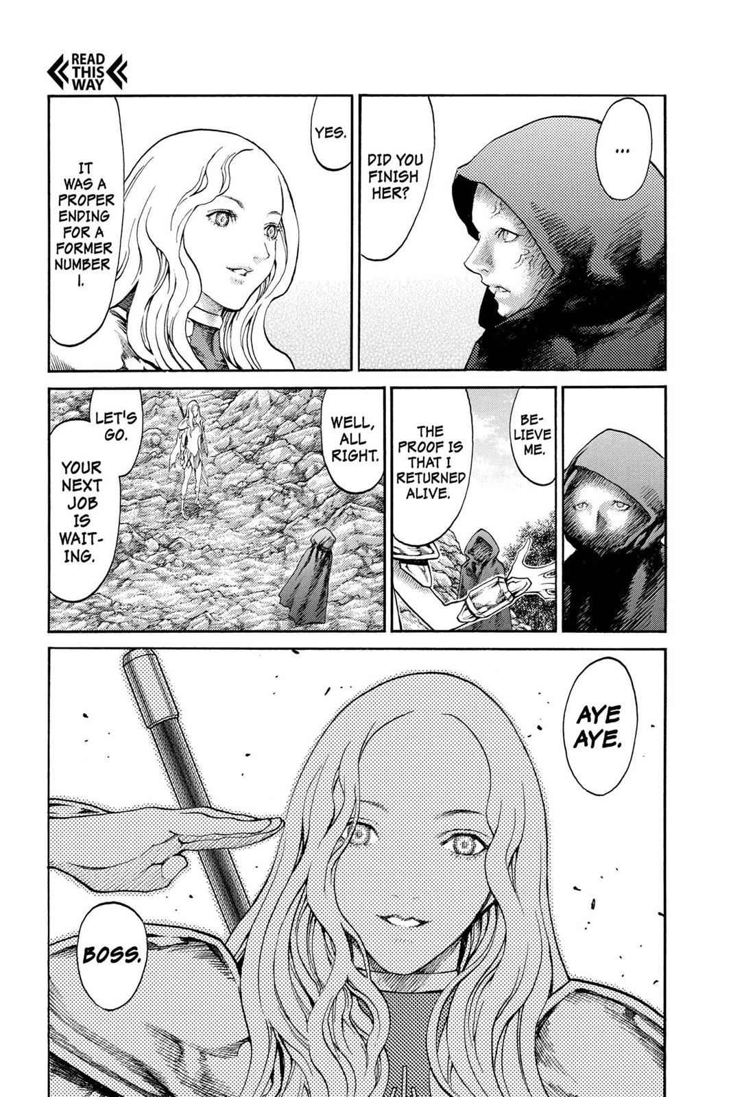Claymore Chapter 73.5 Page 30