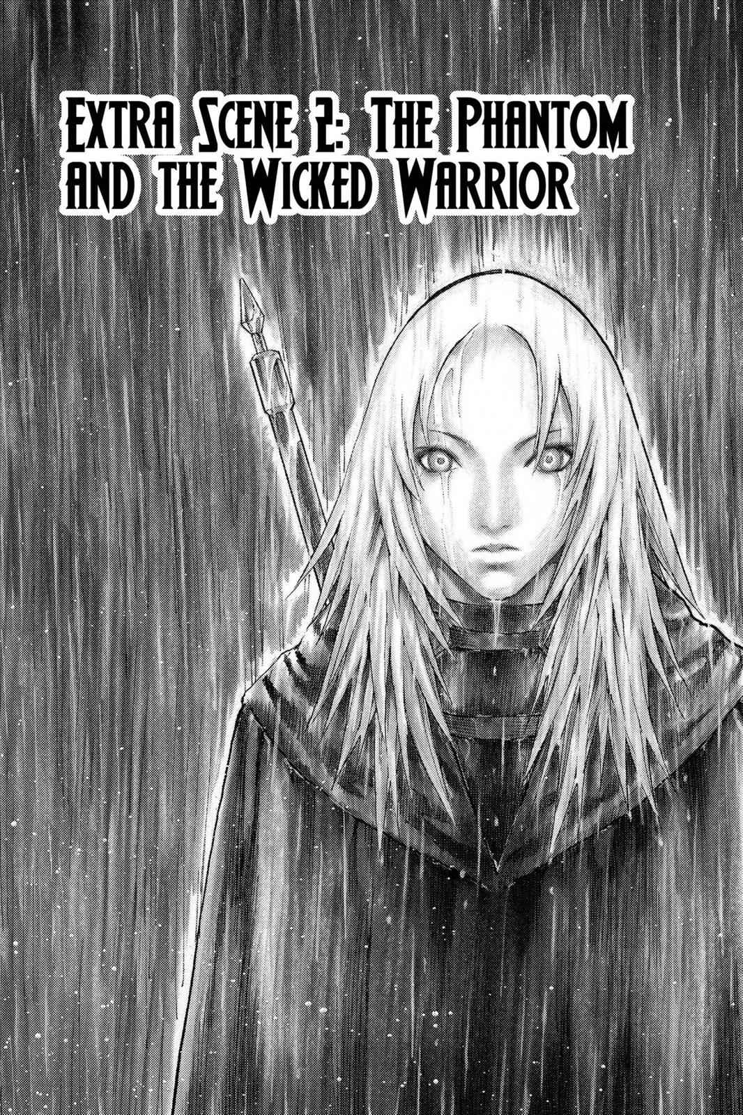 Claymore Chapter 73.6 Page 1