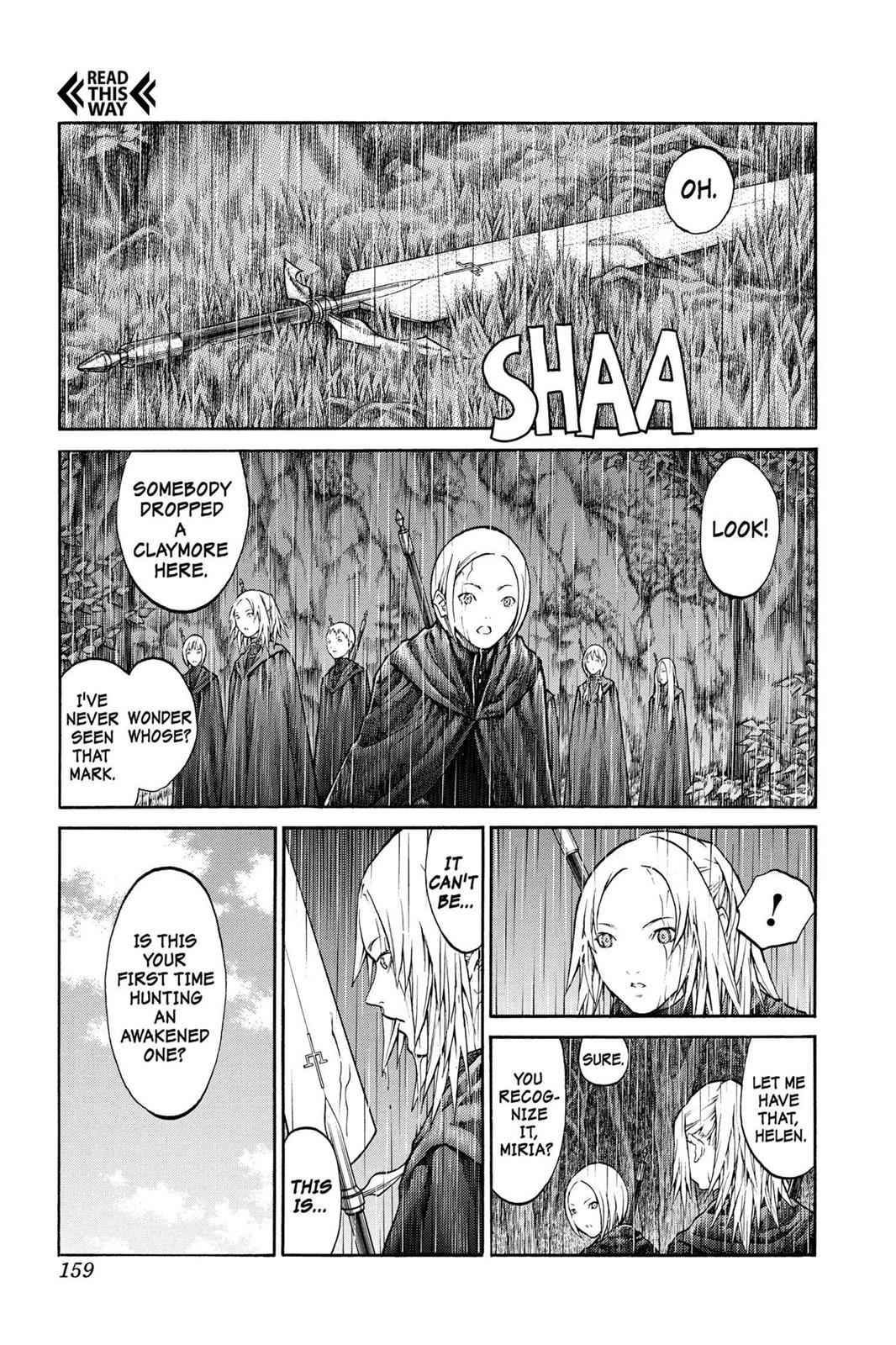 Claymore Chapter 73.6 Page 2