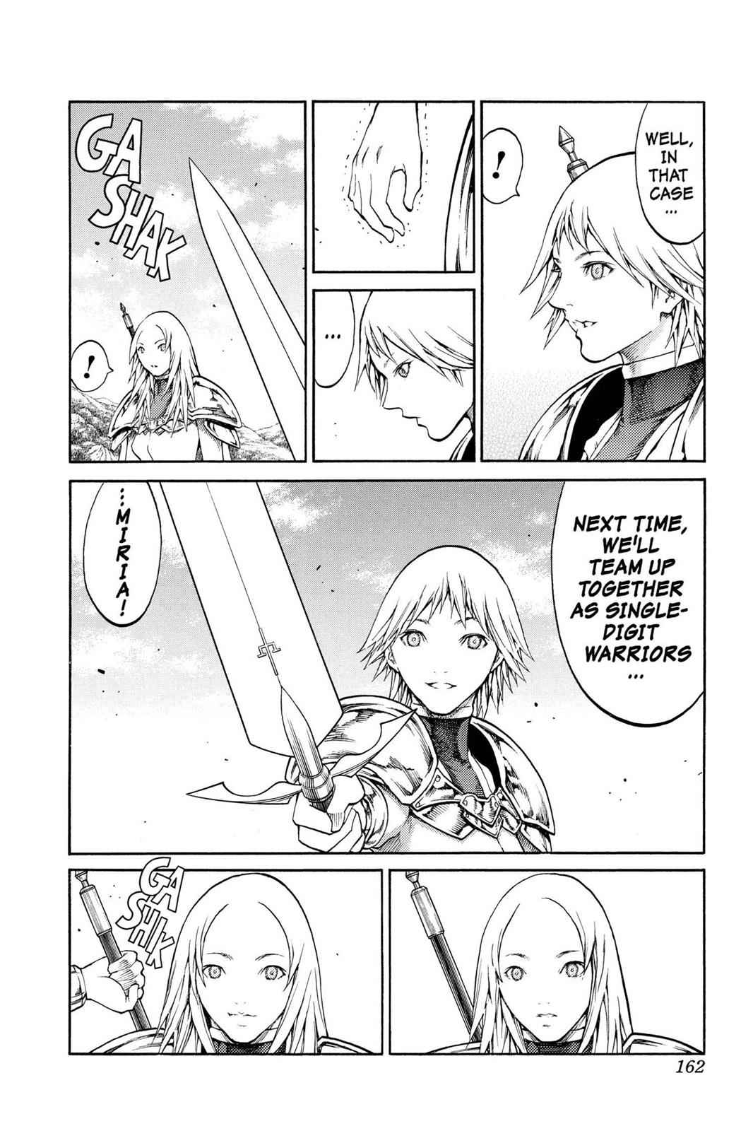 Claymore Chapter 73.6 Page 5