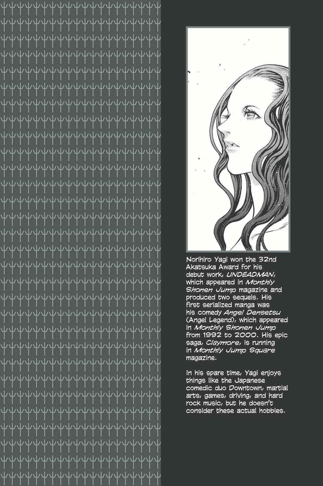 Claymore Chapter 74 Page 2