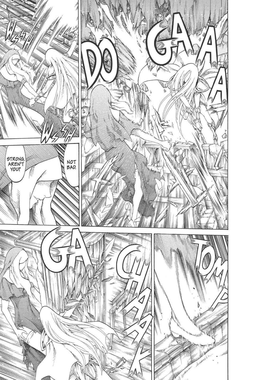 Claymore Chapter 74 Page 29