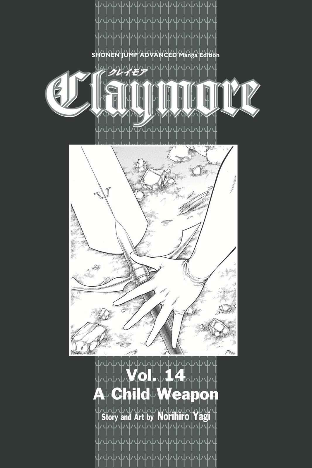 Claymore Chapter 74 Page 4