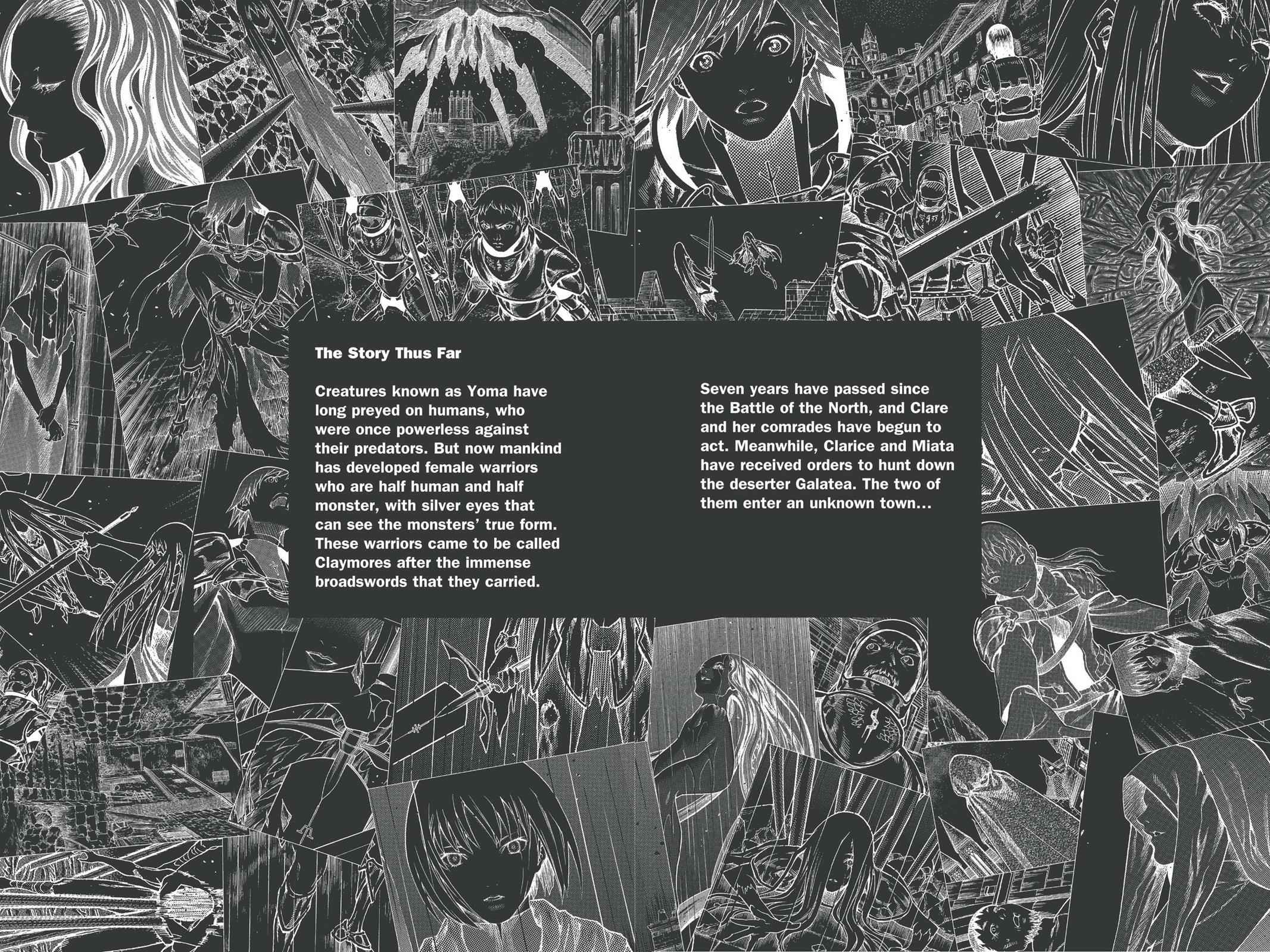 Claymore Chapter 74 Page 5